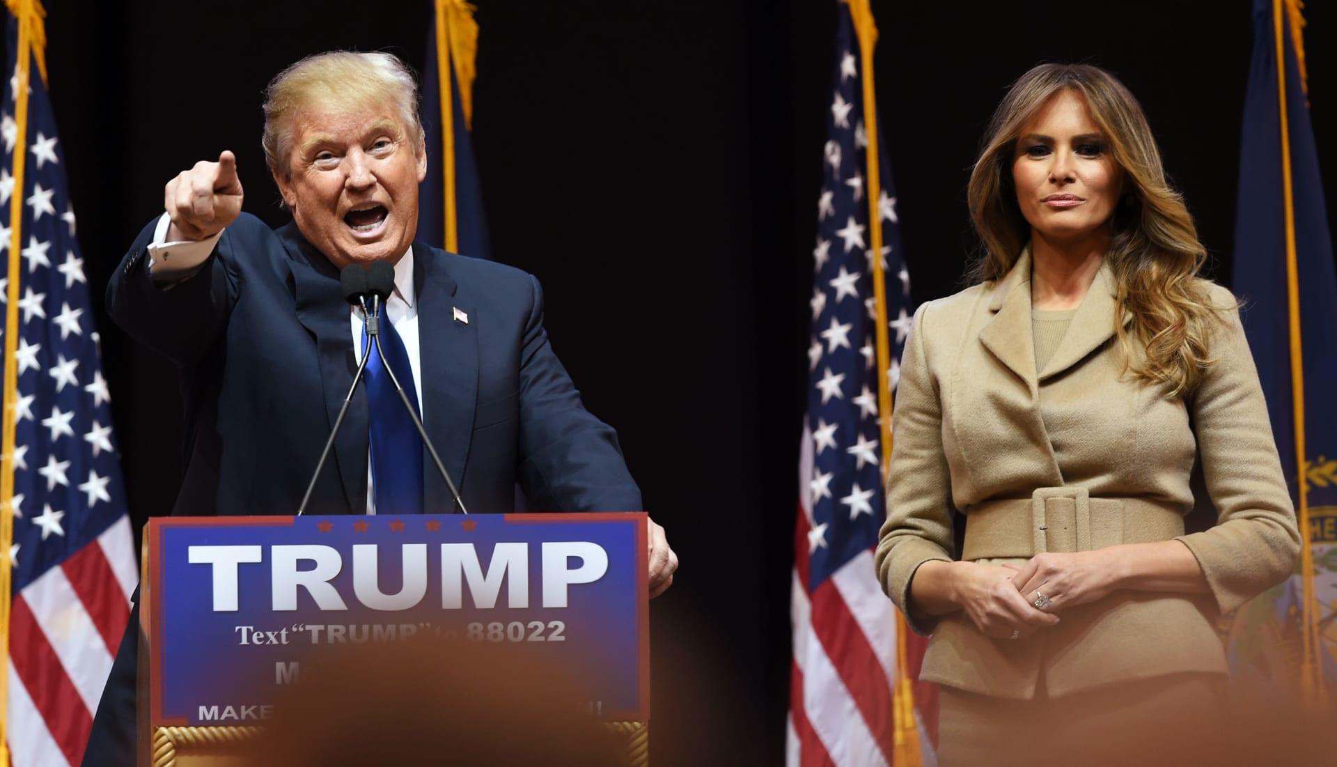 بماذا توعد دونالد ترامب زوجة تيد كروز؟