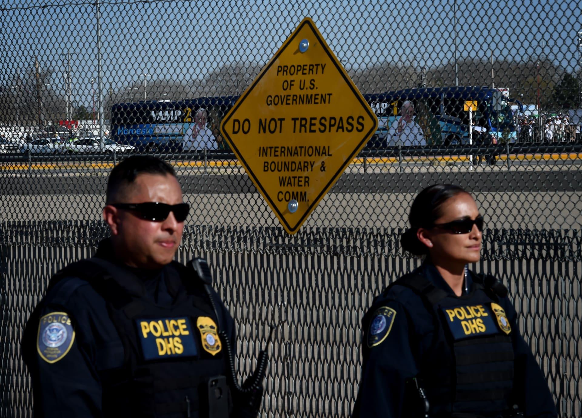 """أمريكا: مهّرب يعتمد سياسة """"حاول مرة أخرى وأخرى"""" حتى قبضت عليه السلطات للمرة...؟"""