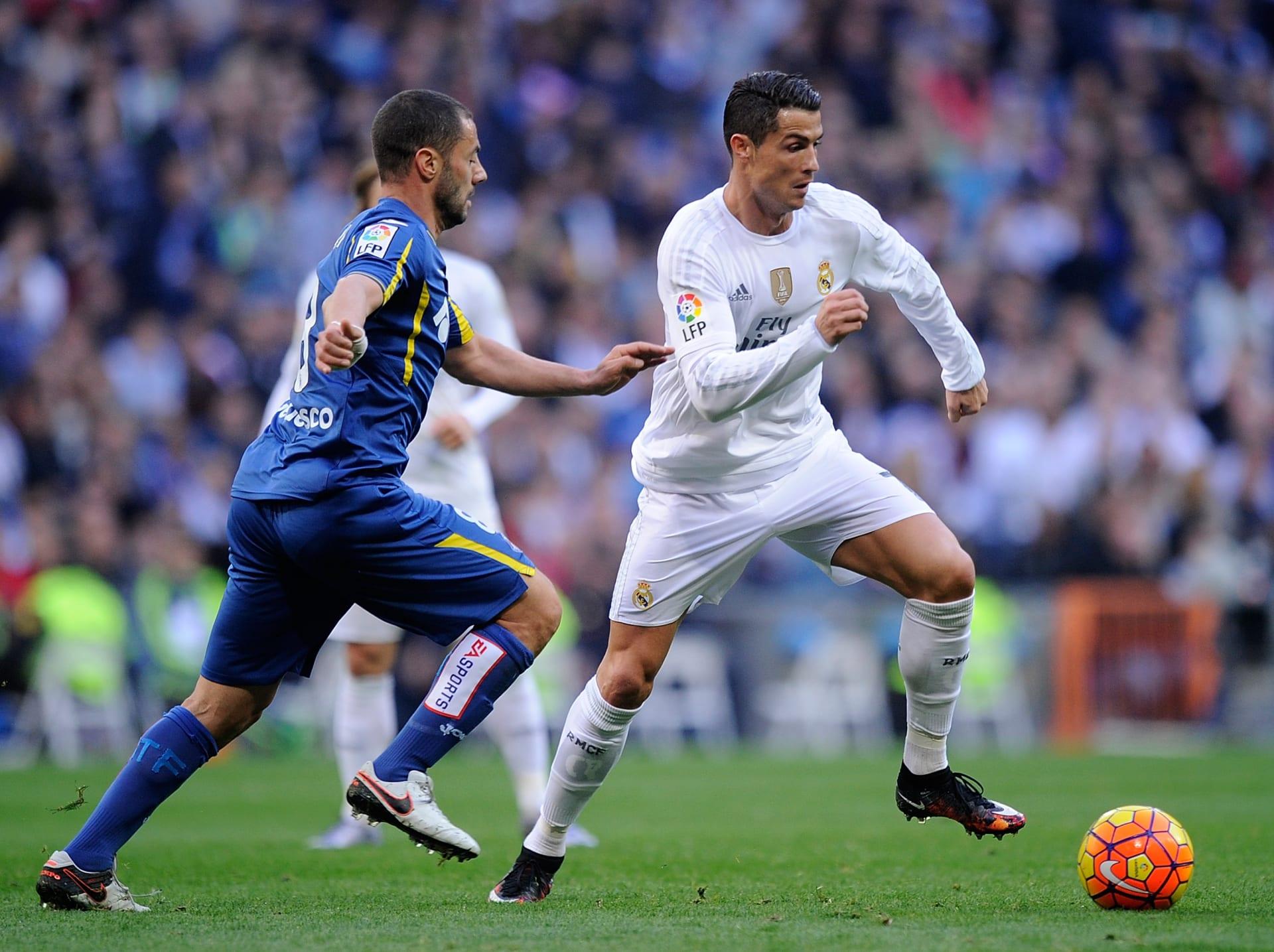 ريال مدريد وخيتافي في ديربي القمة والقاع في إسبانيا