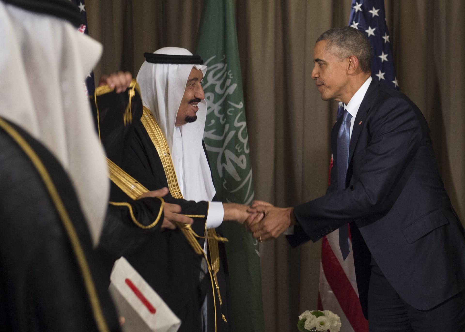 """تزامنا مع زيارة أوباما الخليج: البيت الأبيض يهدد باستخدام حق النقض ضد مشروع قانون 9/11 ويعتبره """"تهديدا لسيادة الدولة"""""""