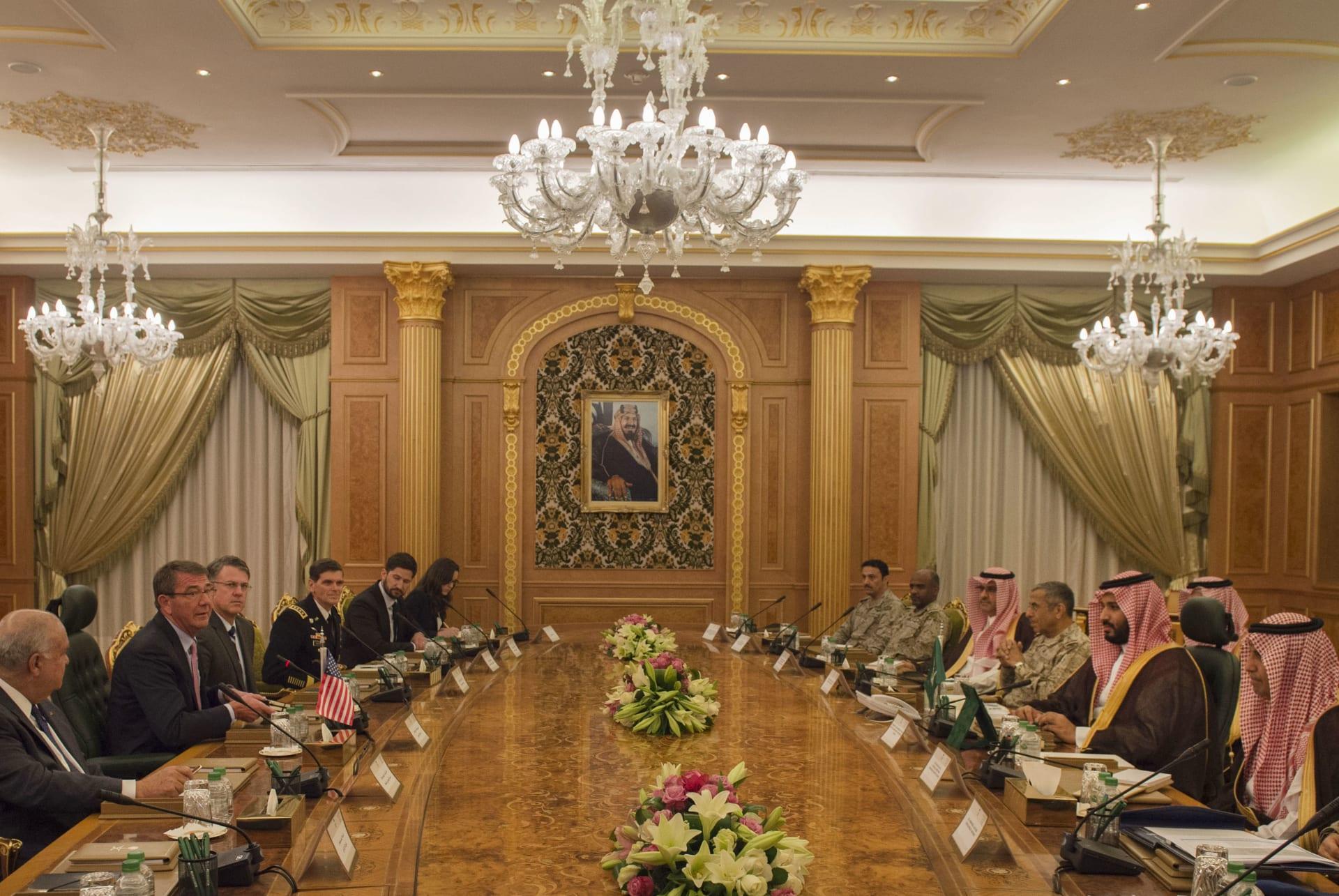 التعاون الخليجي: هذا ما ستقدمه أمريكا لتعزيز قدراتنا العسكرية.. وكارتر: ركزنا على هزيمة داعش ومواجهة إيران