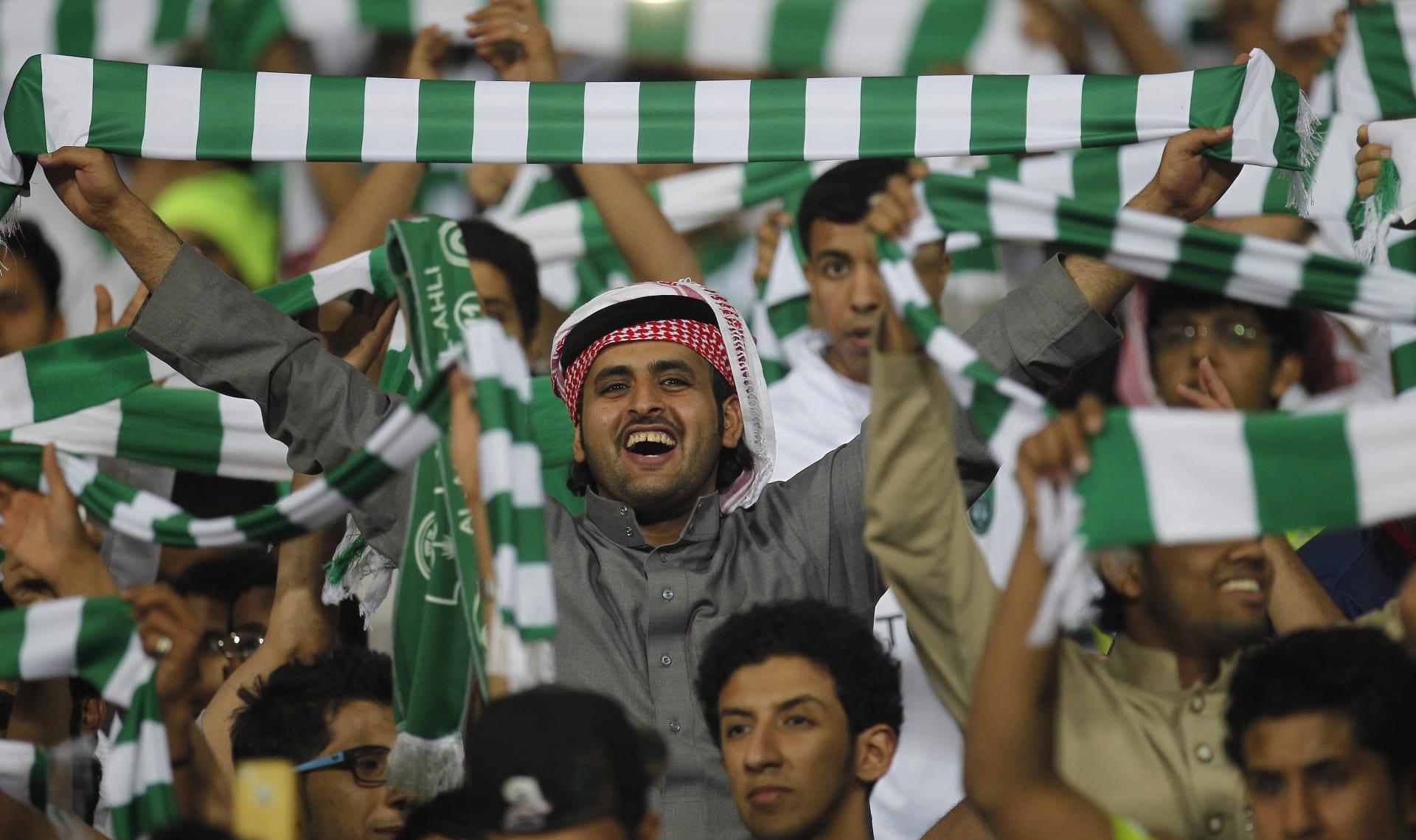 الأهلي بطلا للدوري السعودي للمرة الأولى منذ 32 عاما