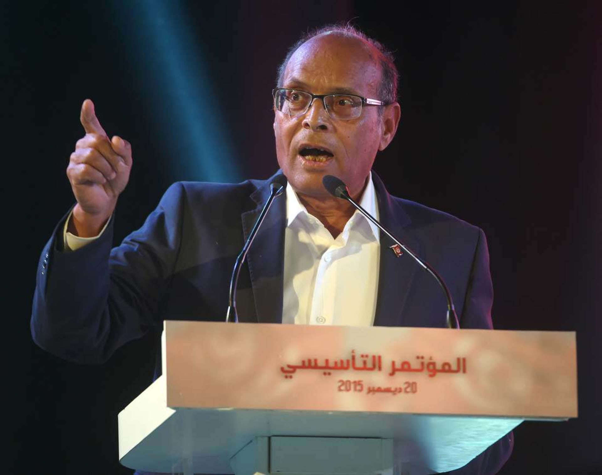 المرزوقي يندّد بإعدام الشيخ نظامي.. وينبه من احتمال تنفيذ النظام المصري لأحكام مشابهة