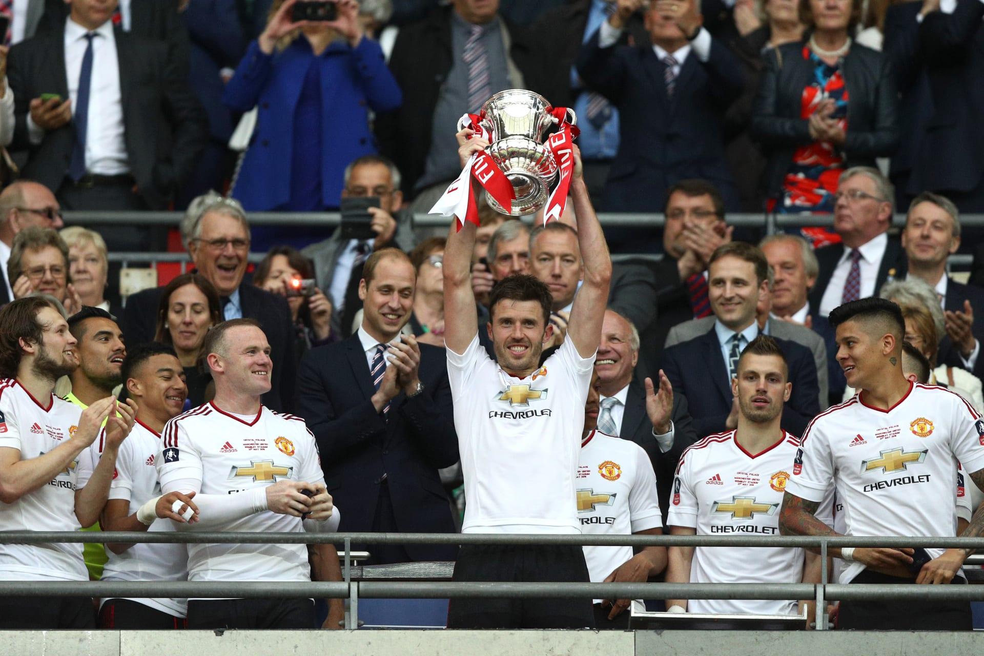 مانشستر يونايتد يتوج بطلا لكأس الاتحاد الإنجليزي