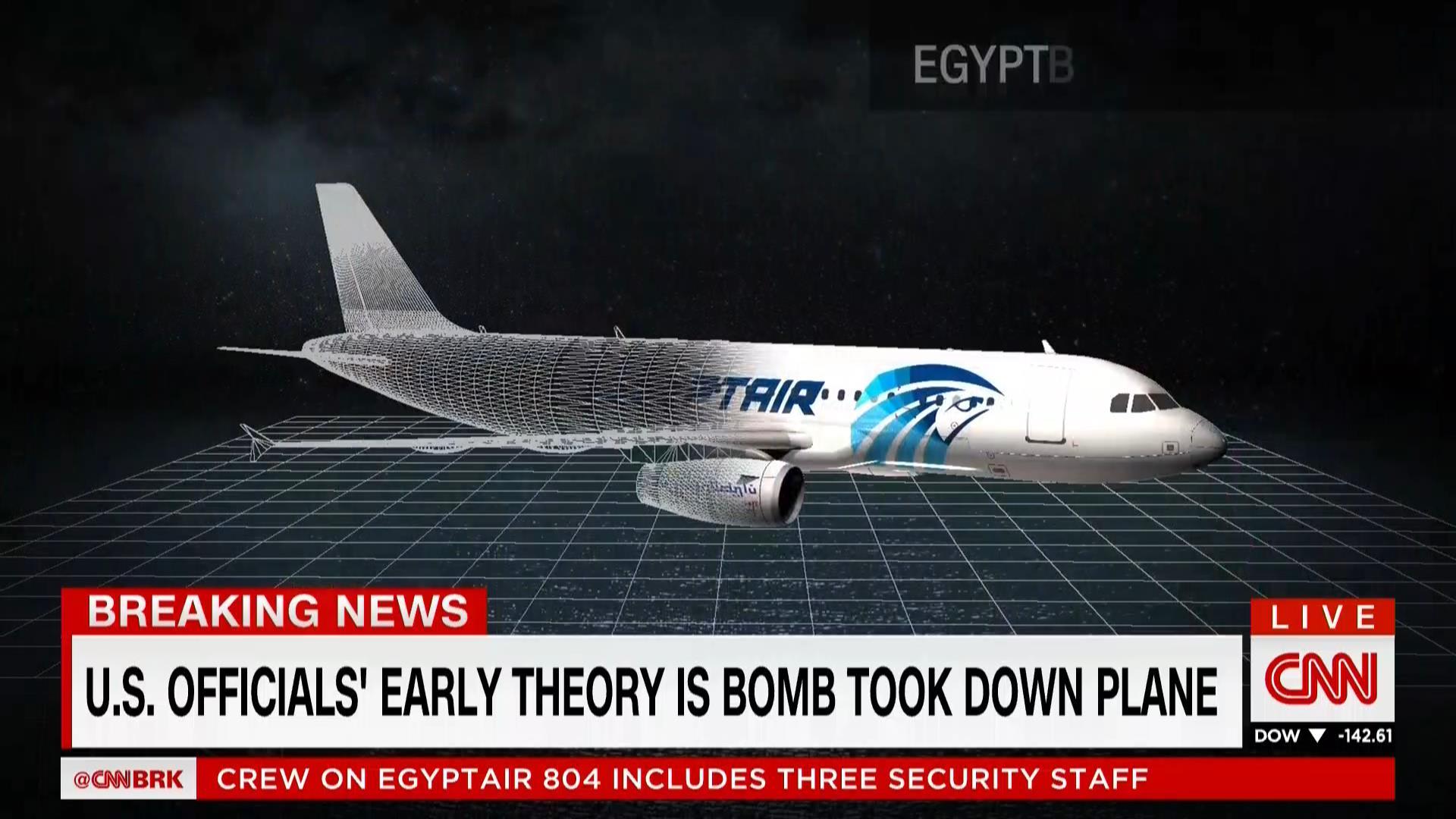 """هل تحطم الطائرة المصرية إرهاب؟ ويس لـCNN: داعش تبنى إسقاط """"ميتروجيت"""" بعد 4 ساعات.. وإن كان الفاعل فهذا ما يعنيه ذلك"""