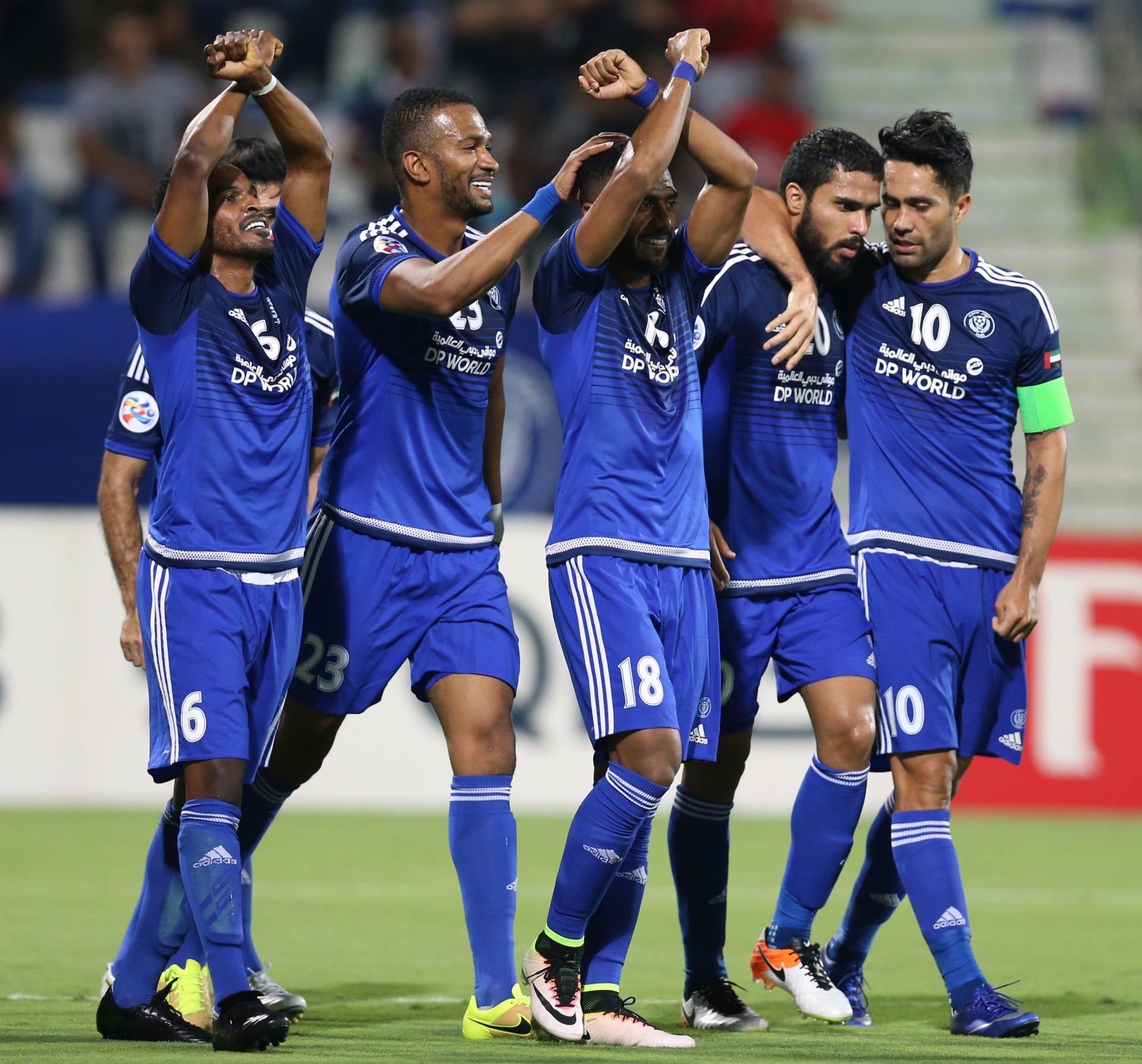 النصر في ربع نهائي دوري الأبطال للمرة الأولى