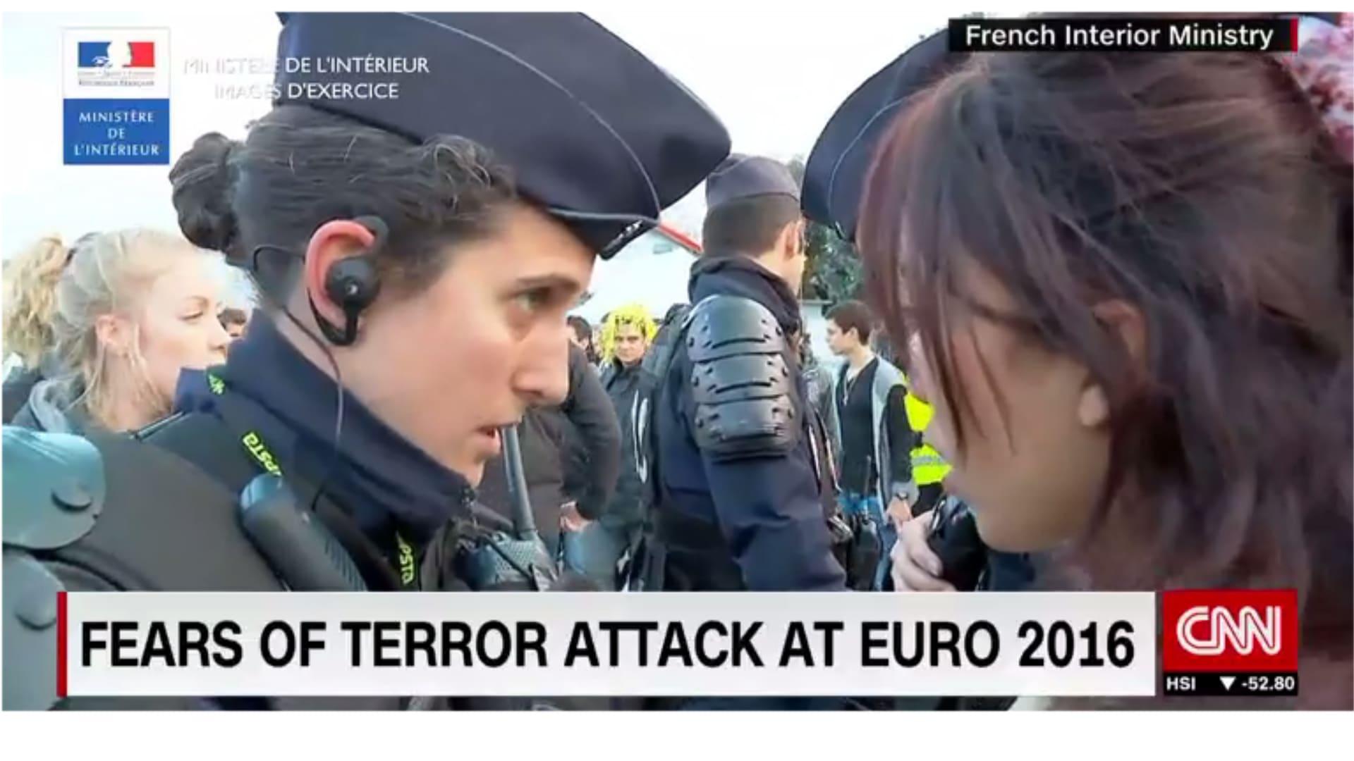 """فرنسا تتأهب لتشديد الأمن حول بطولة يورو 2016 خوفا من """"داعش"""""""