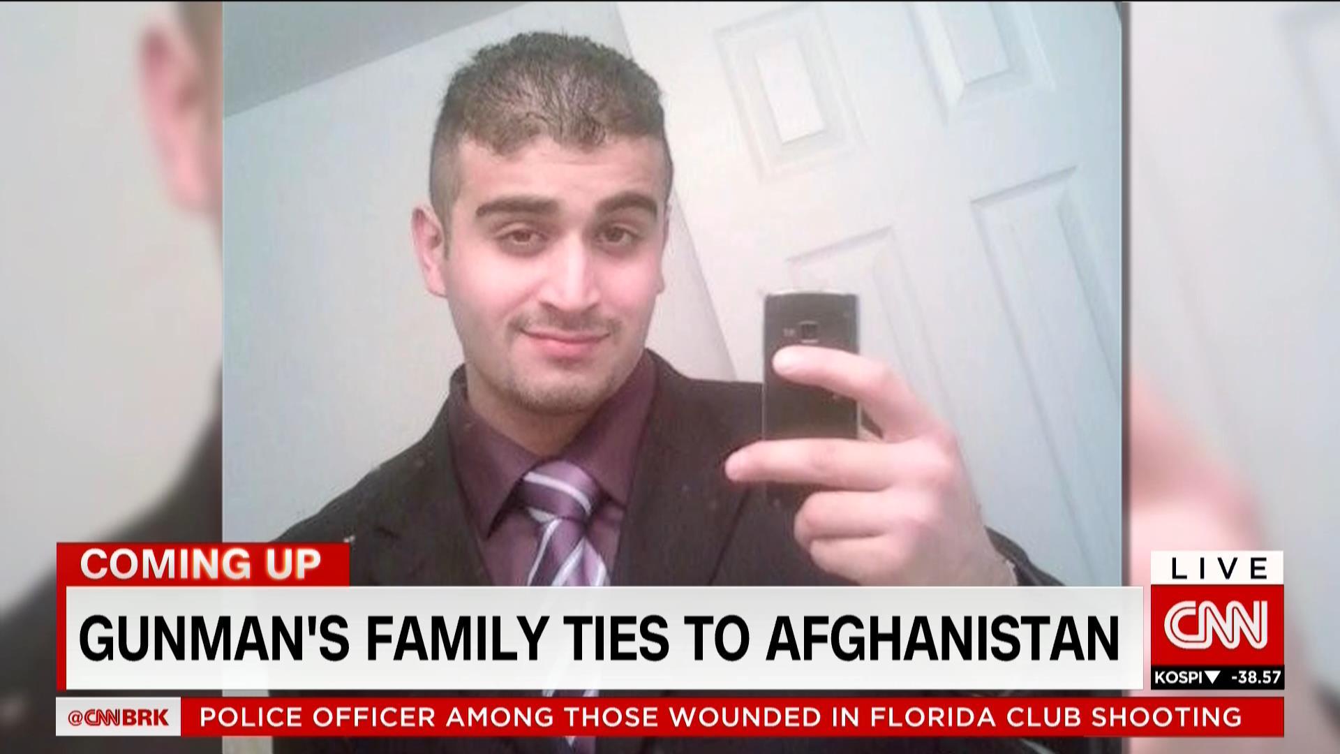 الشرطة الأمريكية تكشف الموقع والطريقة التي قتل فيها عمر متين منفذ الهجوم على ناد للمثليين بأورلاندو