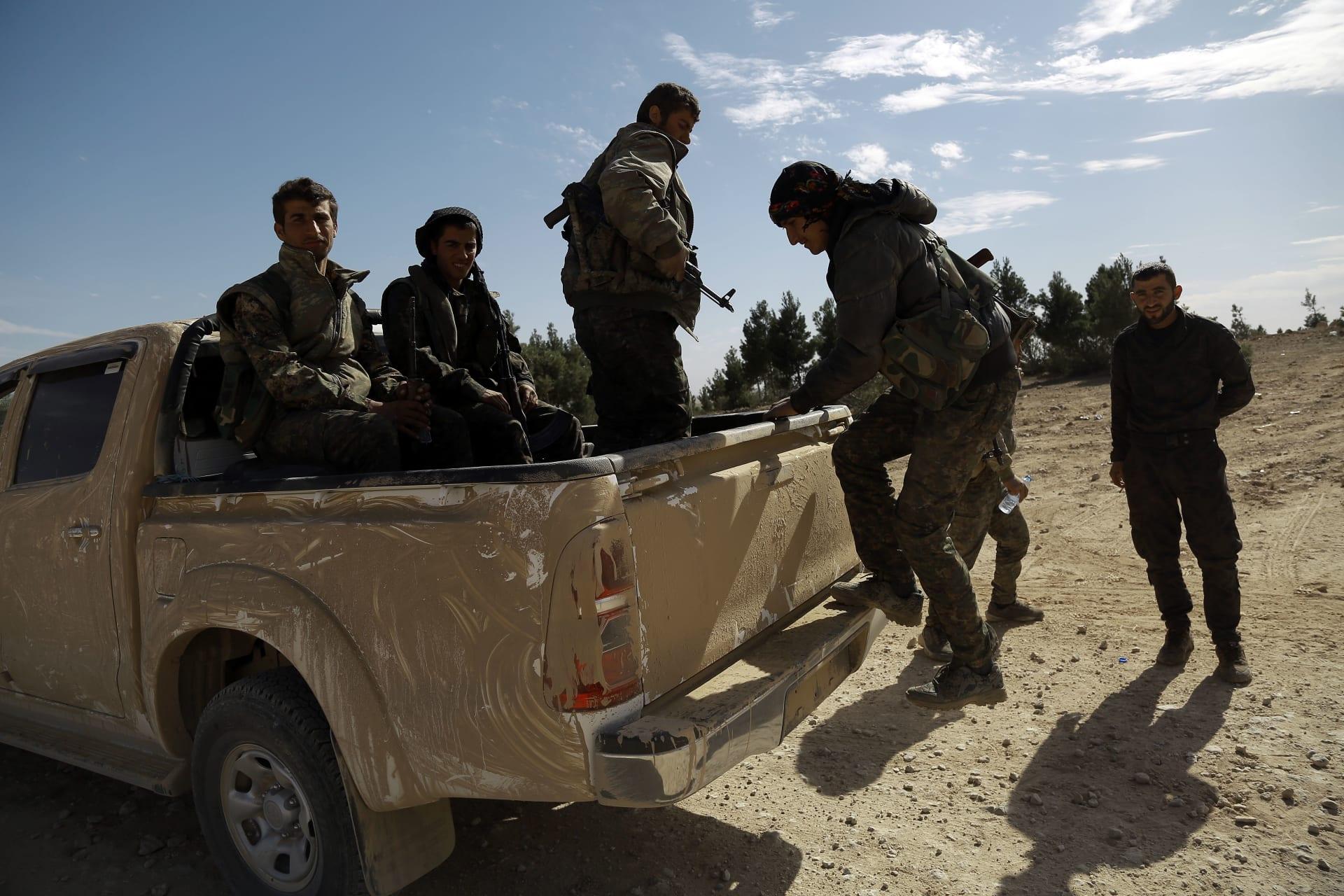"""المتحدث باسم التحالف الدولي ضد """"داعش"""": قوات سوريا الديمقراطية تستعد لـ""""تحرير"""" الرقة"""