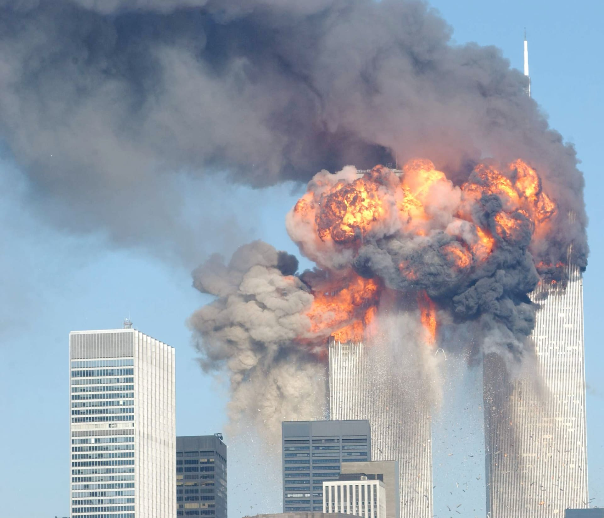 استطلاع يكشف قلق وخوف الشعب الأمريكي من تنفيذ هجمات إرهابية جديدة في أمريكا بذكرى أحداث 11 سبتمبر