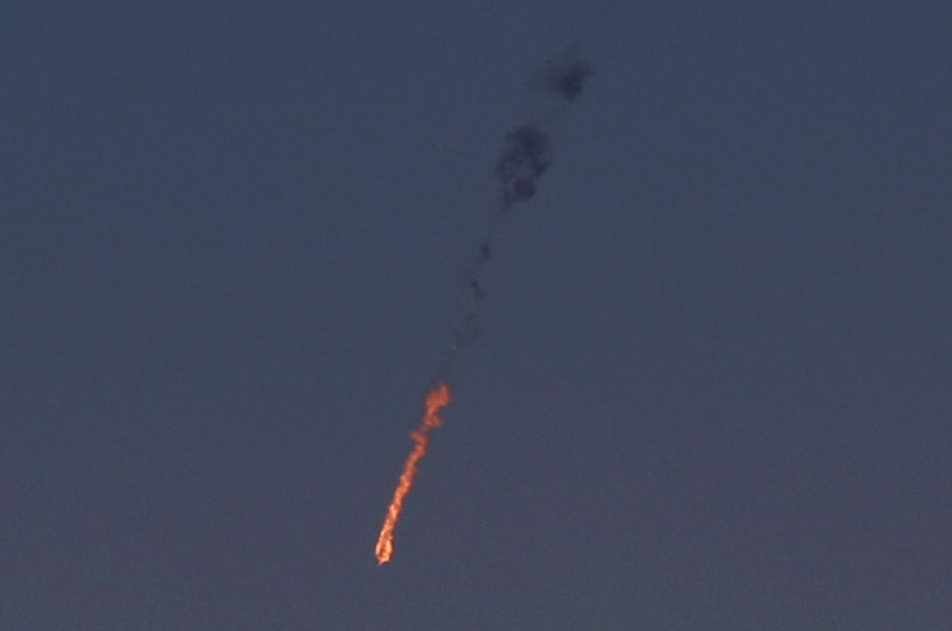 داعش يعلن مسؤوليته عن إسقاط ثاني طائرة حربية سورية خلال 4 أيام