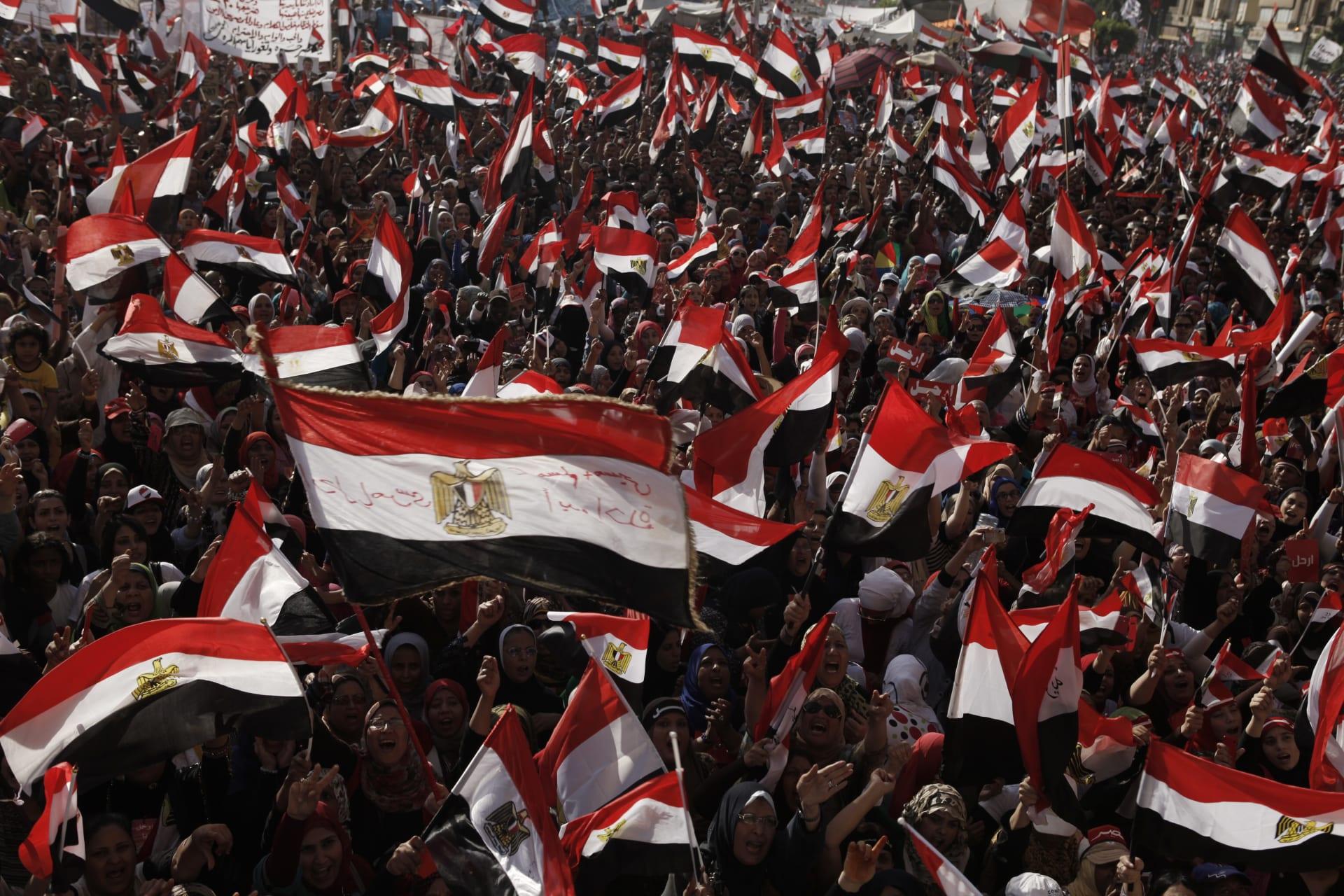 مصر.. المحكمة الدستورية العليا تقضي ببطلان مادة سلطة وزير الداخلية بقانون التظاهر