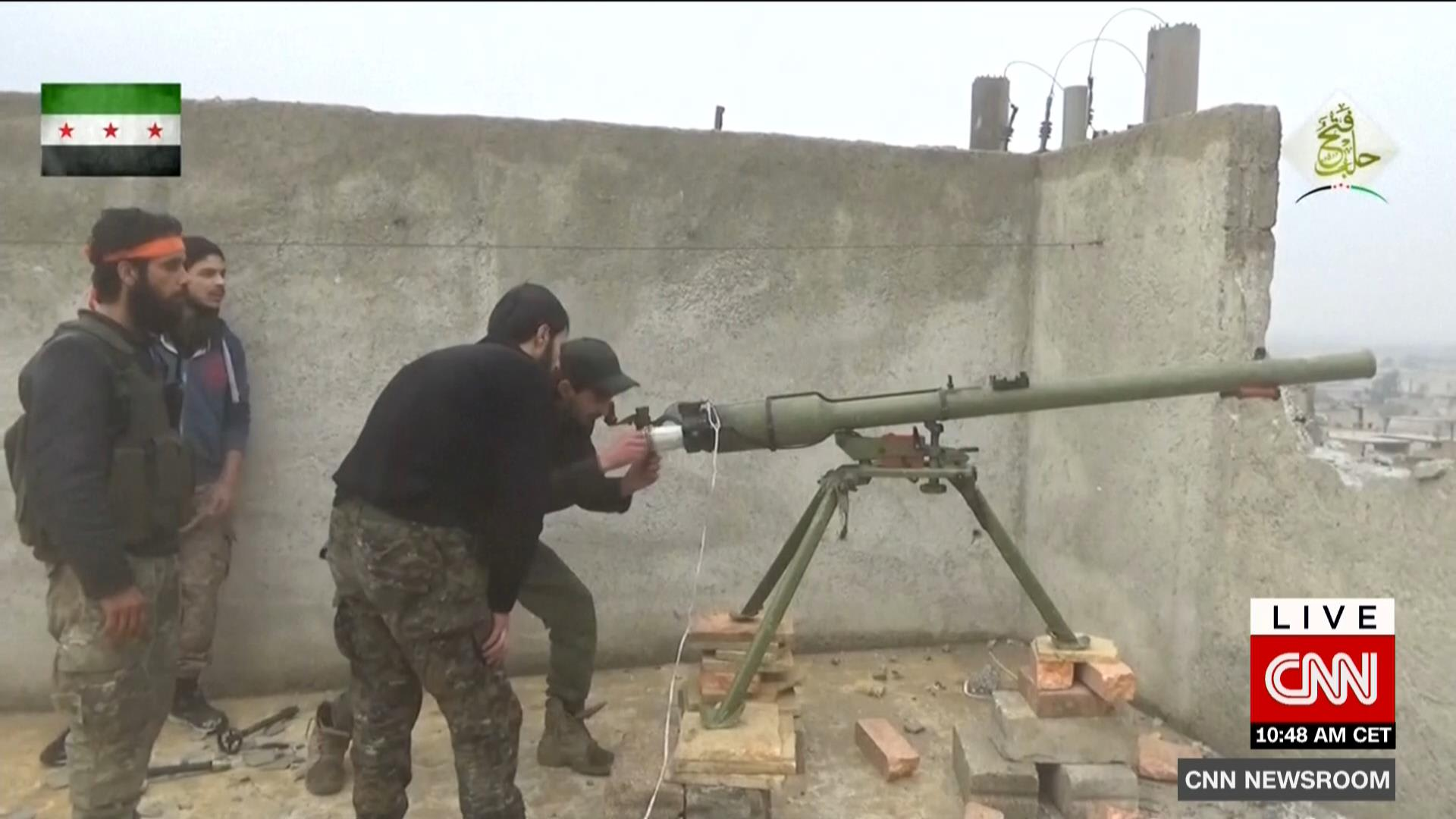 """روسيا: """"جيش حلب"""" قد يكون """"جبهة النصرة"""" بحلة جديدة"""