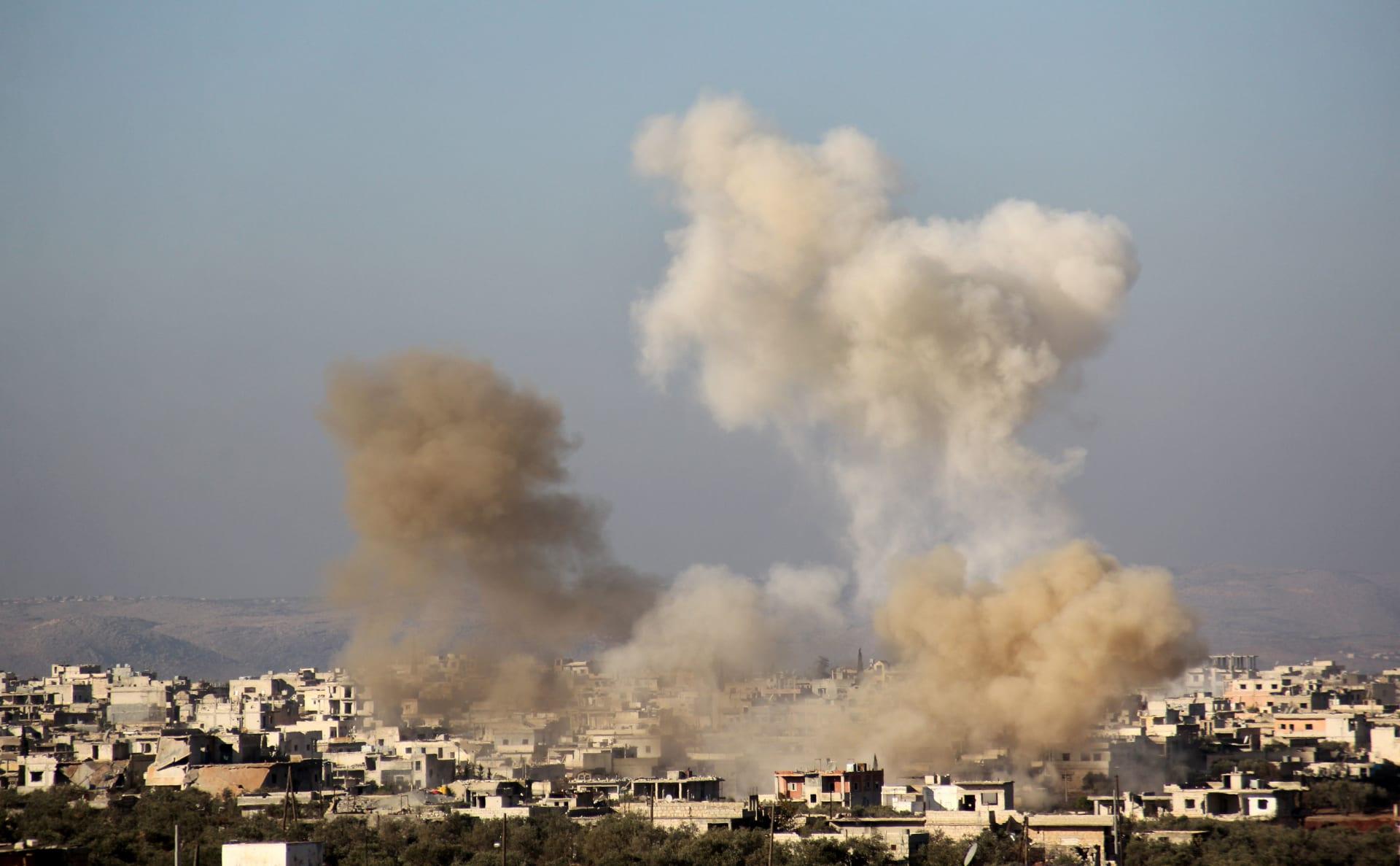 موسكو: مقتل عقيد روسي في قصف مدفعي للمعارضة في حلب