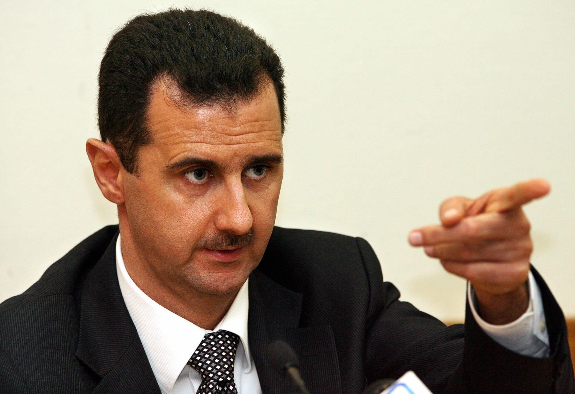 """الأسد: السعودية تريدنا أن نقف ضد إيران.. وعلاقتنا مع مصر انحدرت في عهد مرسي.. وأردوغان """"مضطرب نفسياً"""""""
