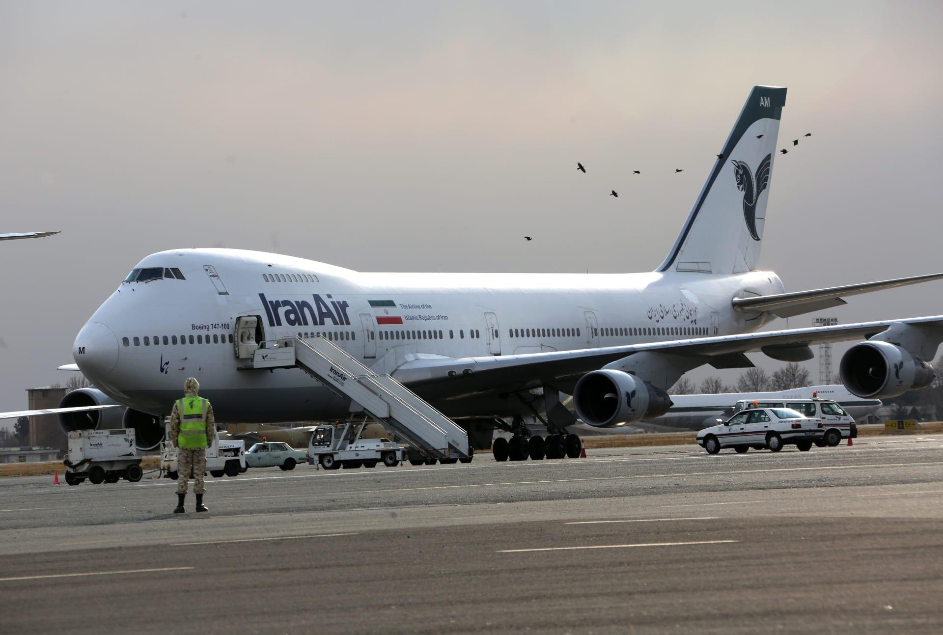"""""""بوينغ"""" الأمريكية تعقد صفقة بيع طائرات لإيران بـ16.6 مليار دولار"""