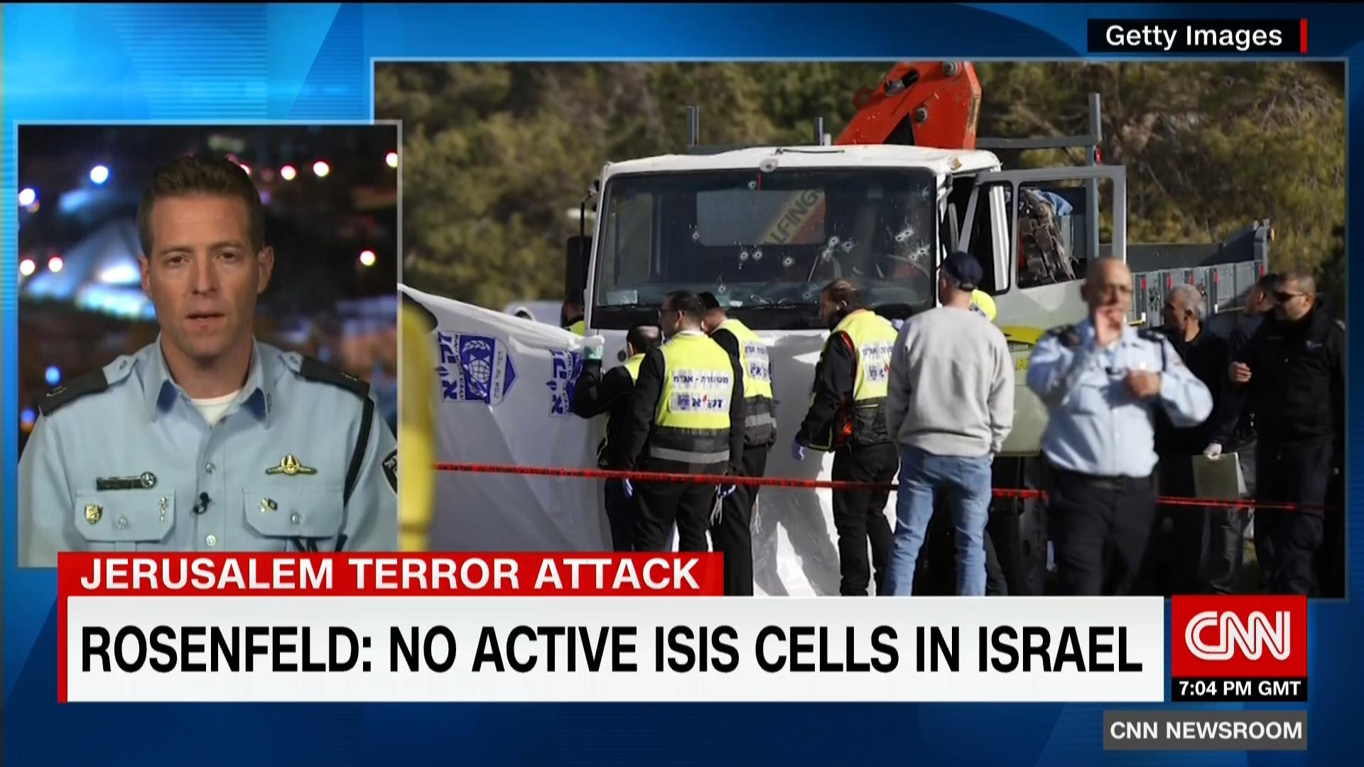 الشرطة الإسرائيلية لـCNN: لا خلايا نشطة لداعش في إسرائيل