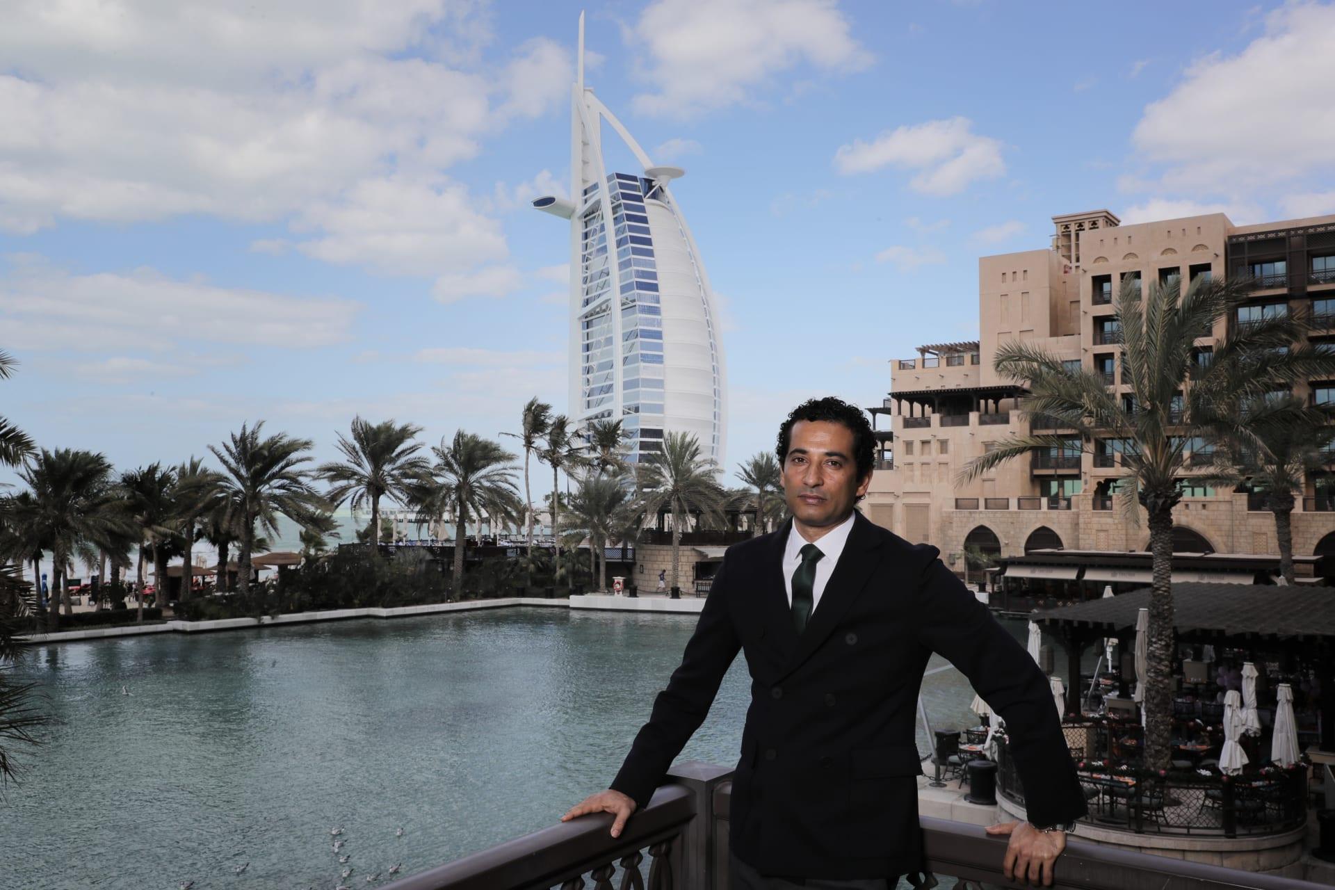 """عمرو سعد: """"مولانا"""" حقق حلمي في التمثيل ومندهش من عدم حصوله على جوائز في مهرجان دبي"""
