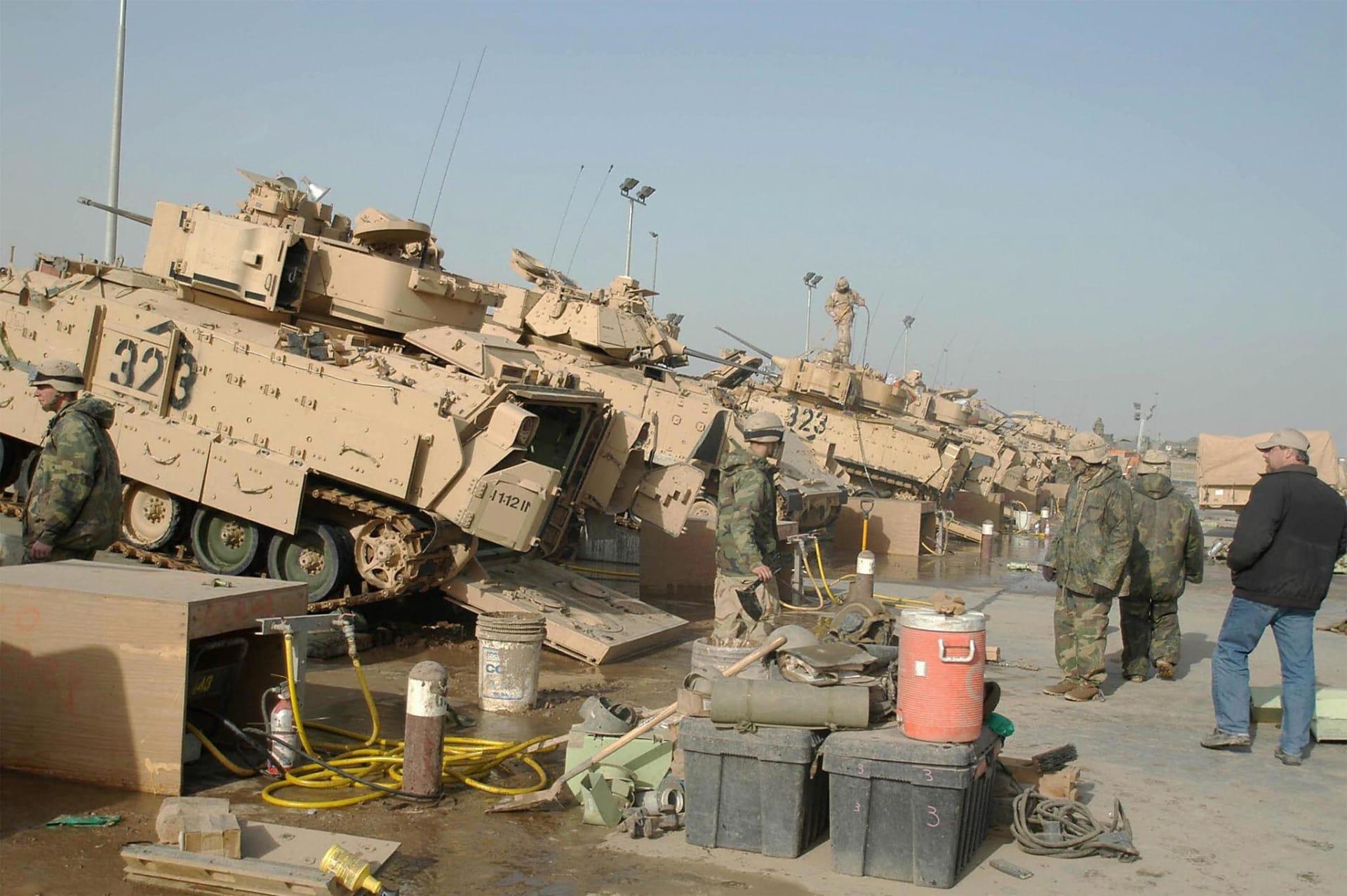 """الكويت: انتحار جندي أمريكي بمعسكر """"عريفجان"""""""
