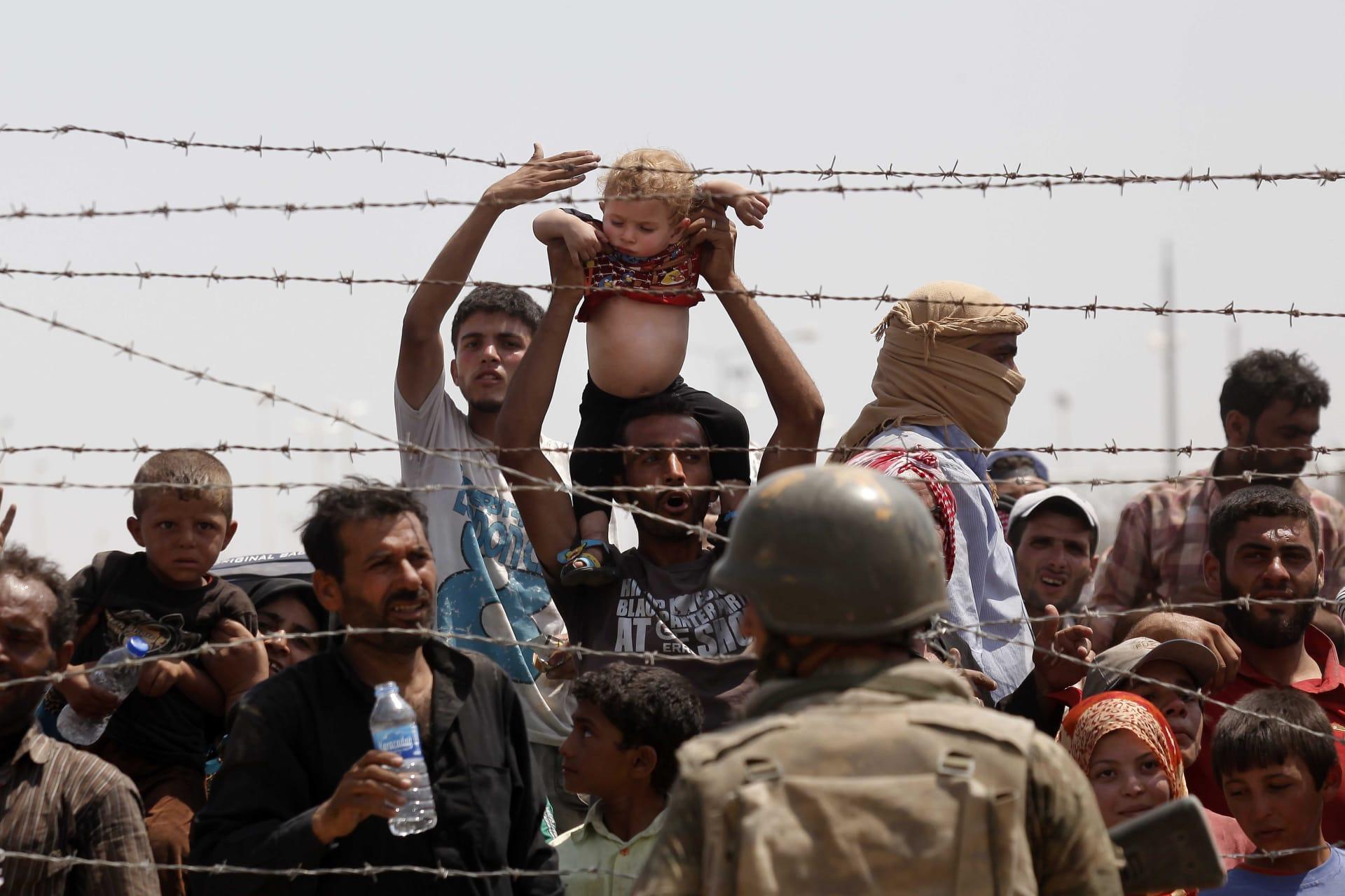 يلدريم: نتقاسم خبزنا مع اللاجئين ولكن لن نسمح أبداً بتقسيم تركيا