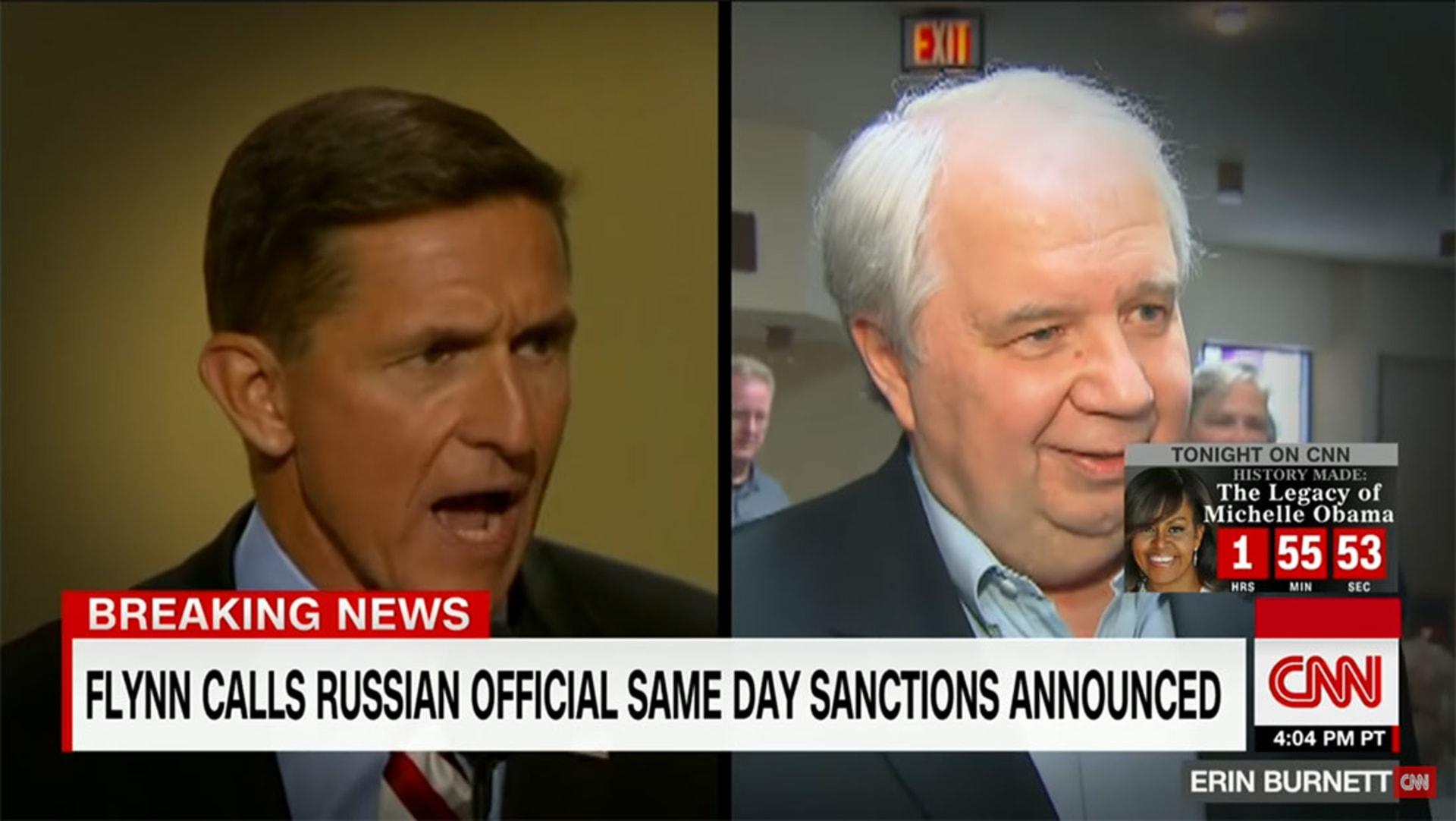 جدل مكالمة مستشار ترامب وسفير روسيا.. محللة لـCNN: متوقع وخصوصا بملفات كسوريا