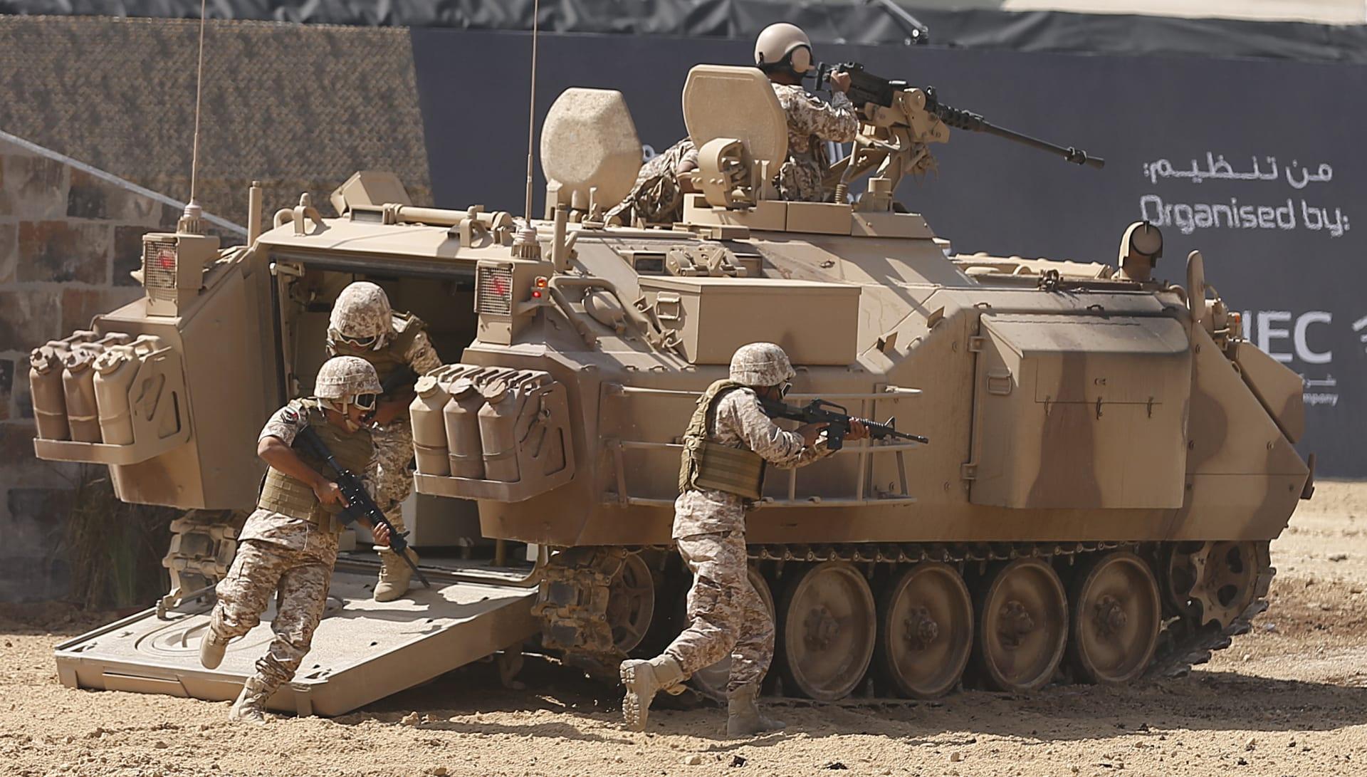 """الإمارات تعلن انطلاق تدريبات """"خنجر البحر"""" العسكرية مع بريطانيا"""