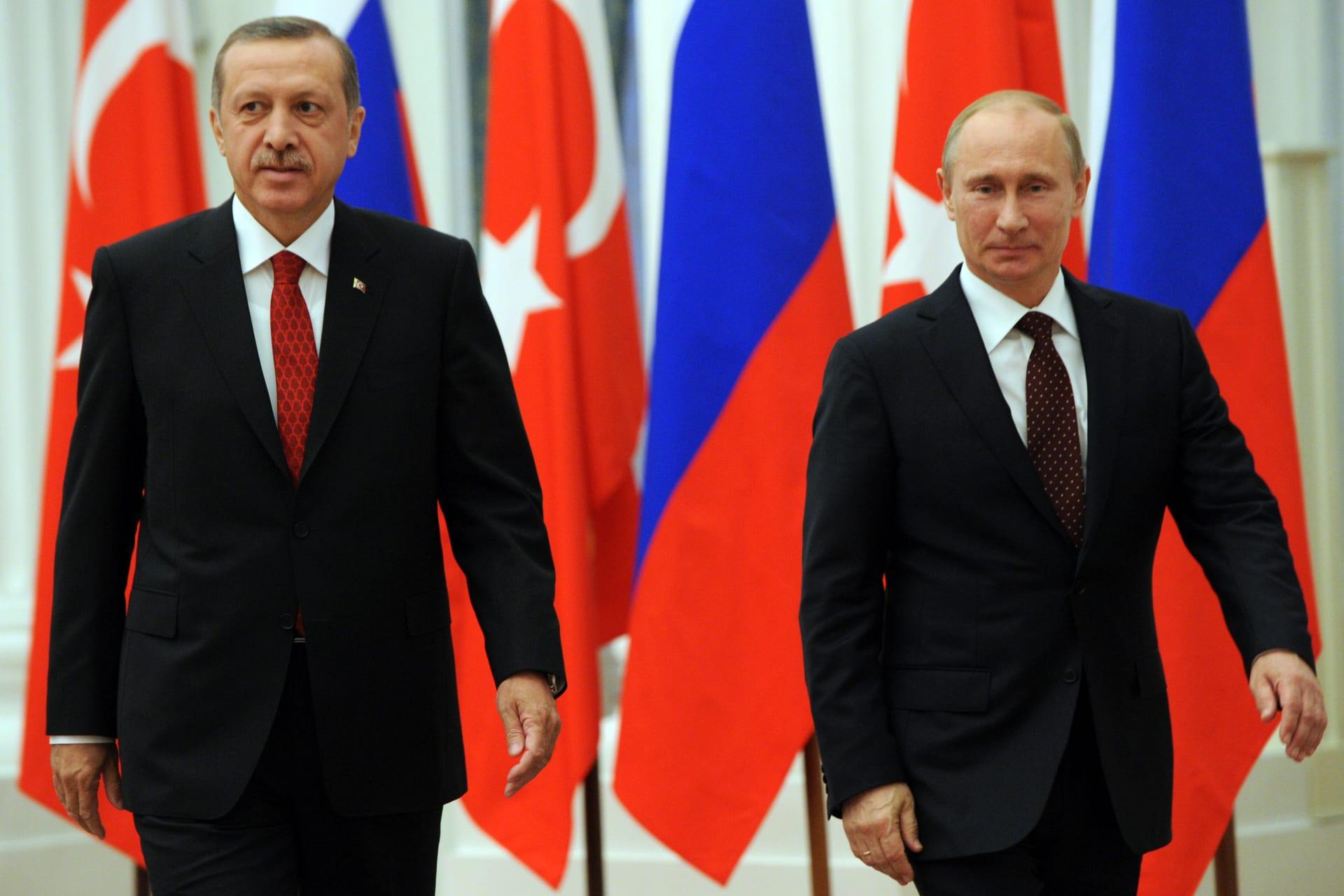 لأول مرة.. غارات روسية تركية مشتركة في سوريا