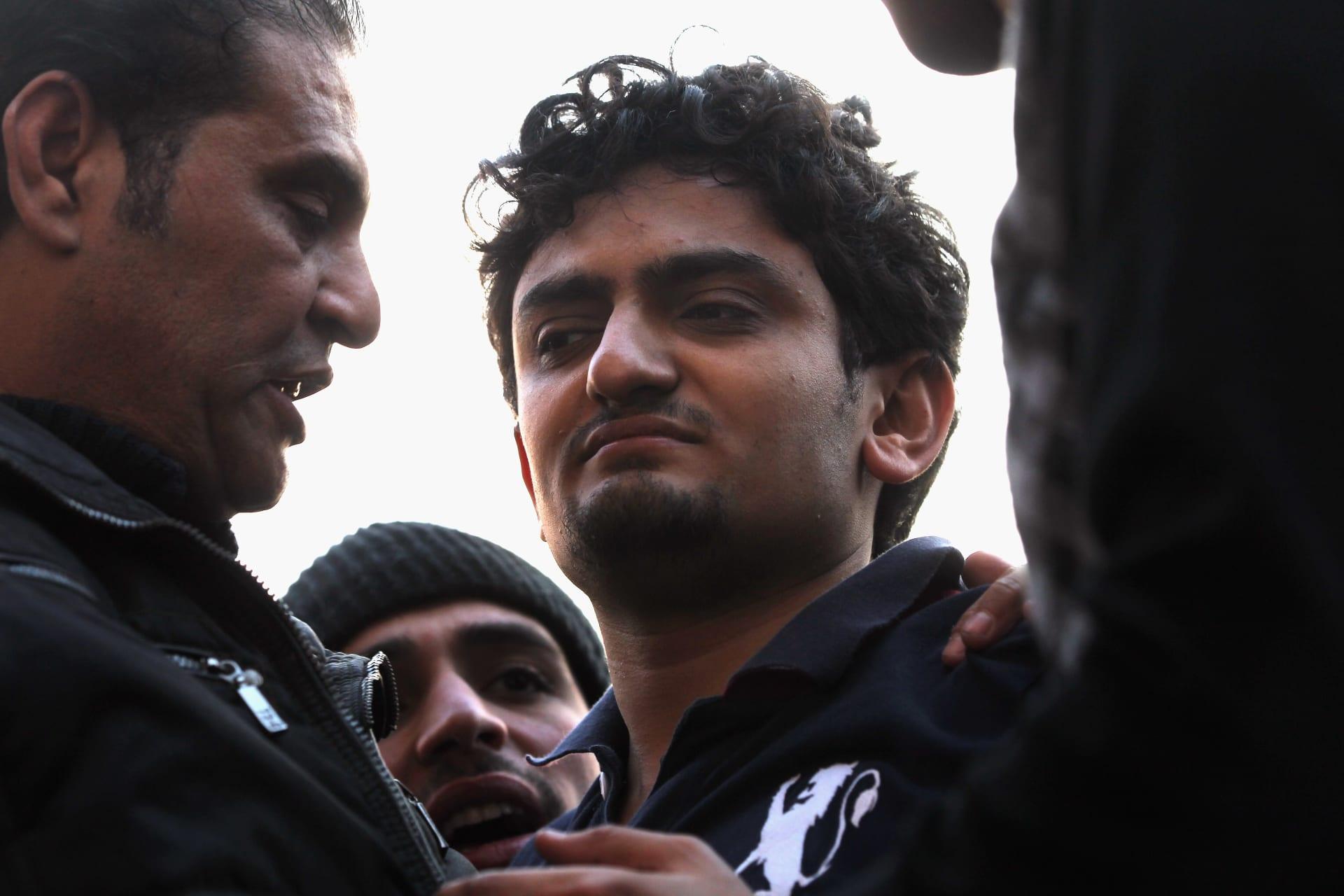 وائل غنيم بذكرى الثورة: سَتُهزم يناير حين يصمت الجميع.. لا تيأسوا