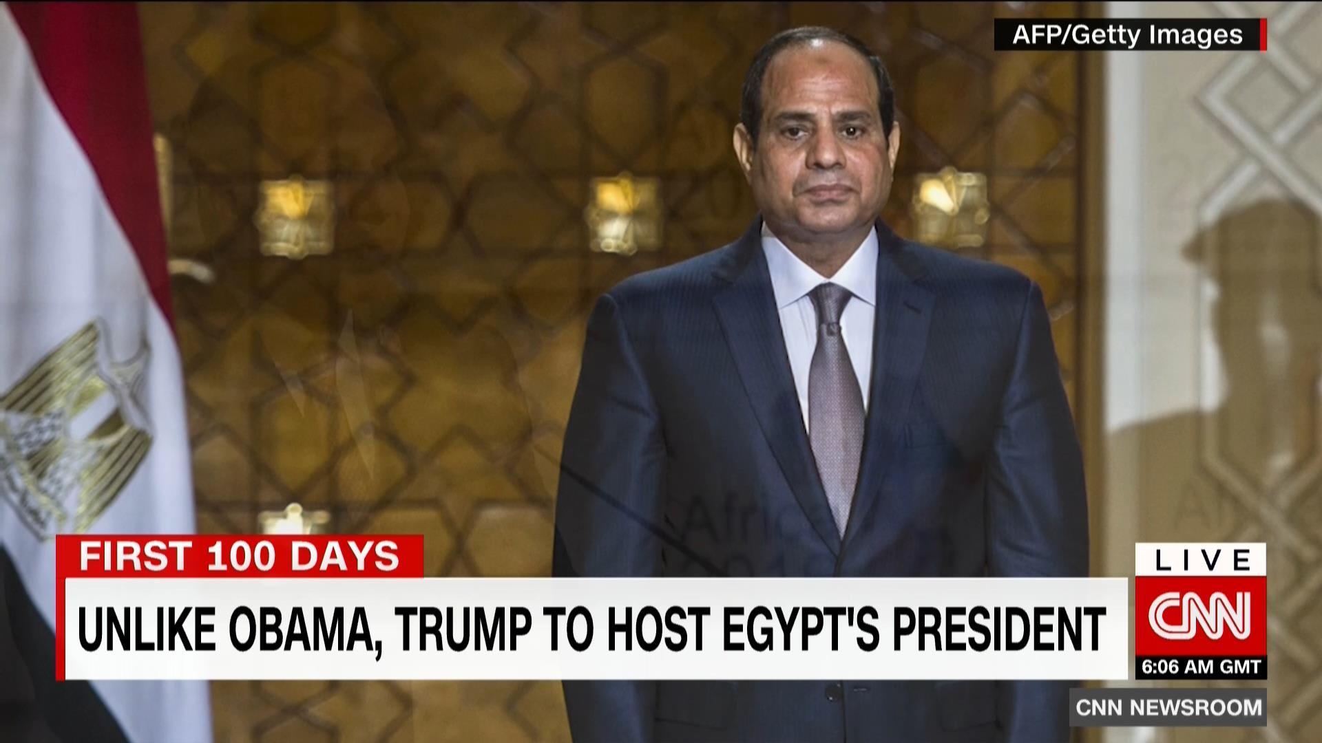 بين ترامب وأوباما وبوش.. هكذا اختلف تعامل أمريكا مع مصر