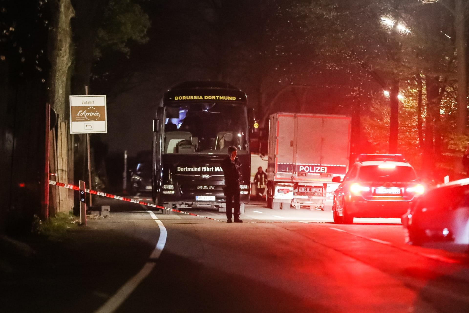 ألمانيا: المحتجز بعد هجوم دورتموند عراقي على صلة بداعش