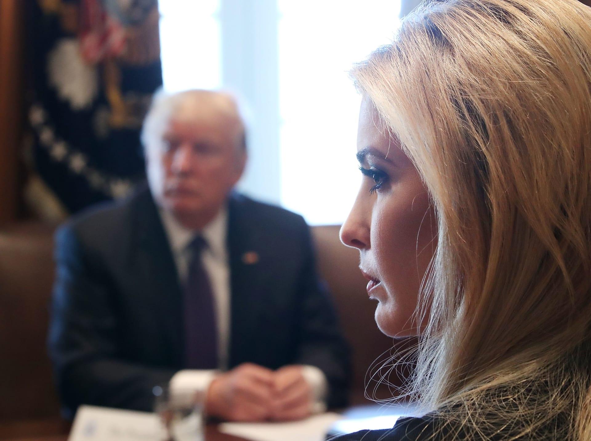 """إيفانكا ترامب عن تقارير """"تأثيرها"""" على والدها لتنفيذ الضربة الأمريكية على سوريا: تفسير غير دقيق"""