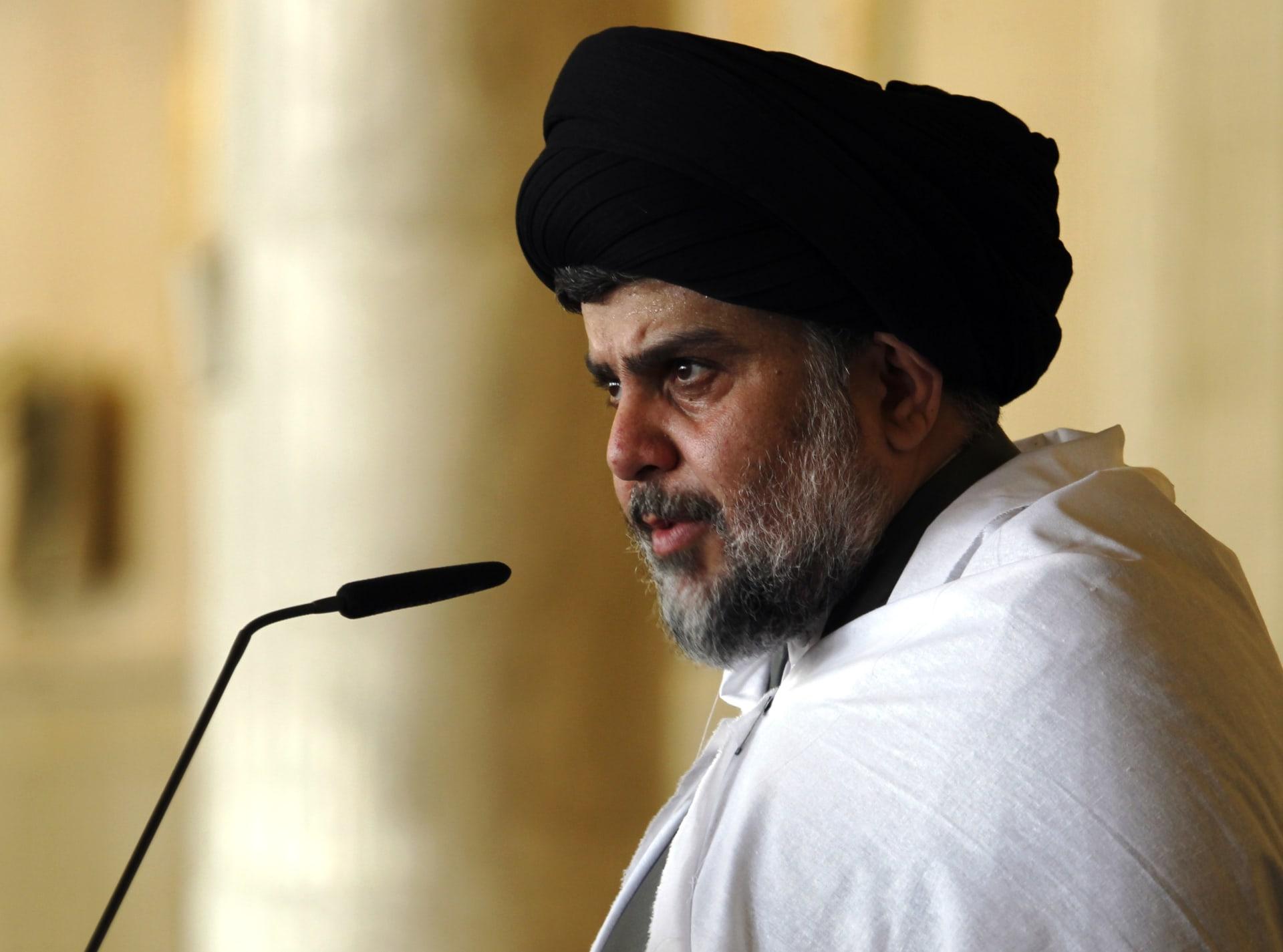 مقتدى الصدر يدعو العراقيين للصوم تضامنا مع الأسرى الفلسطينيين