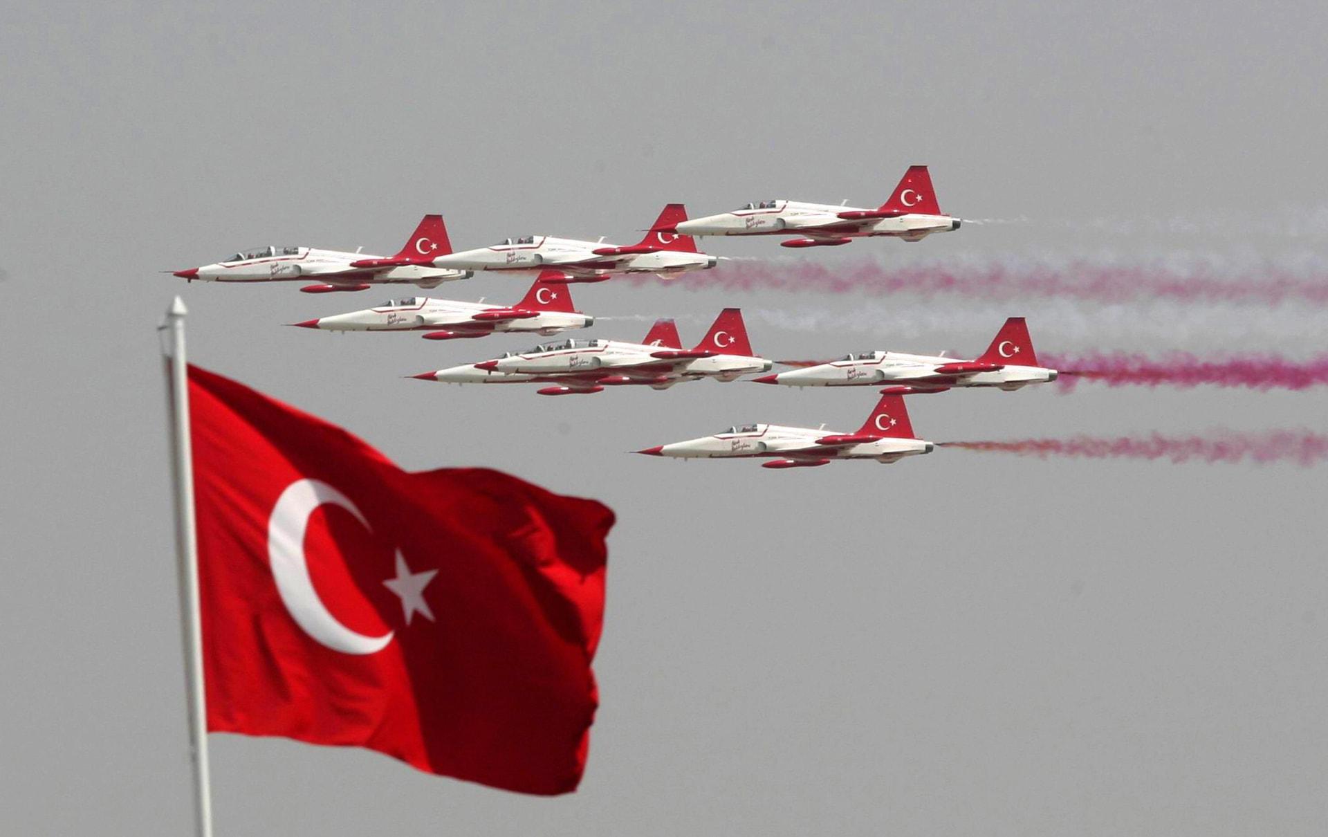 تركيا: مبيعات صناعاتنا الدفاعية بلغت 6 مليارات دولار في 2016