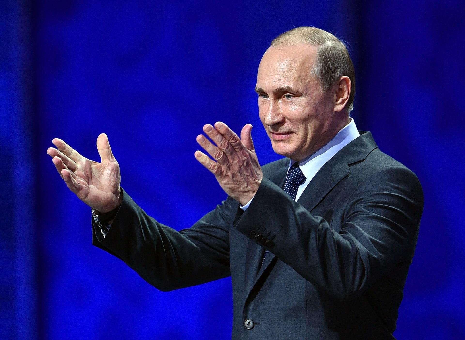 بوتين: يستطيع العالم الإسلامي الاعتماد على دعم روسيا
