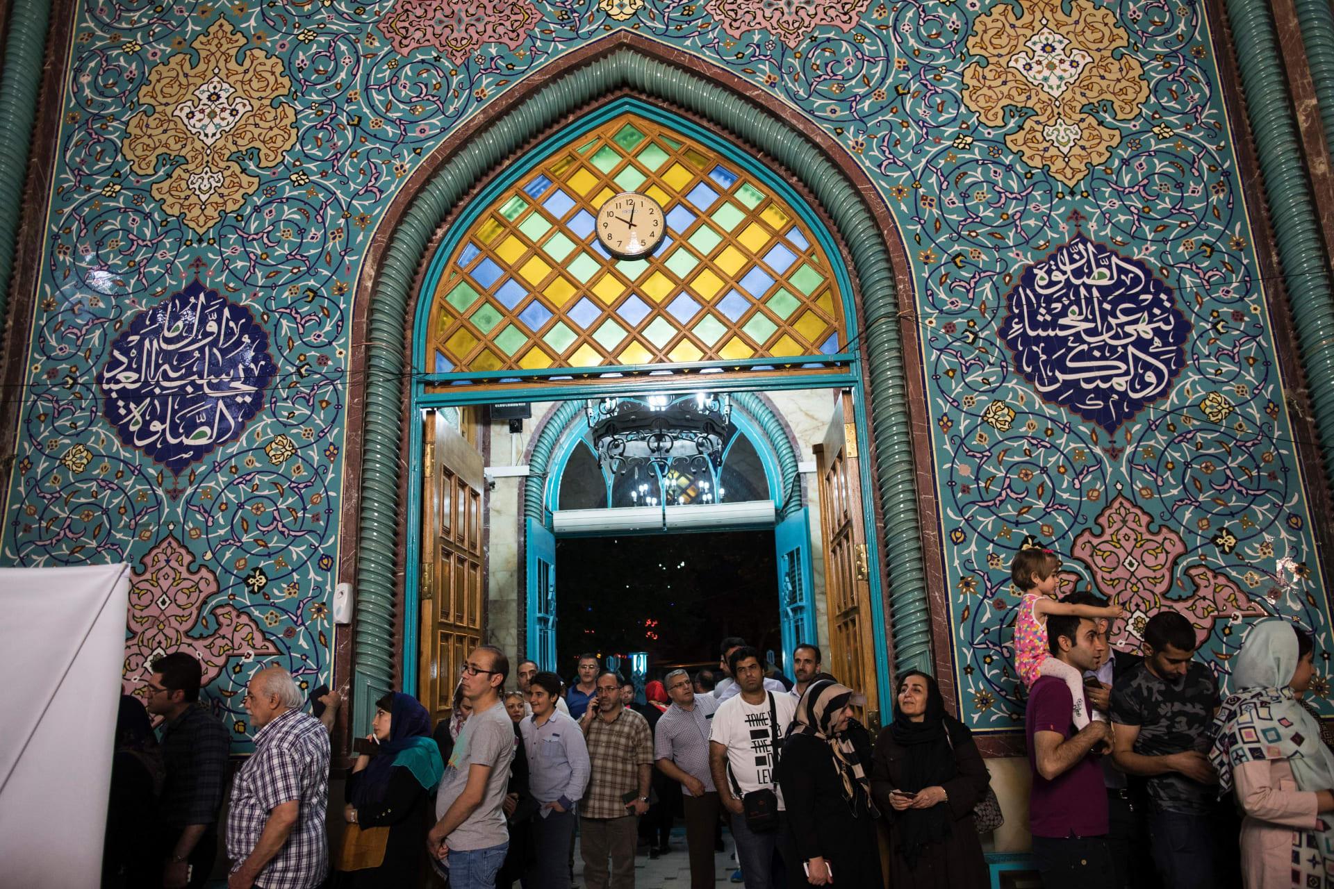 إيران: انتهاء التصويت في الانتخابات الرئاسية وبدء فرز الأصوات