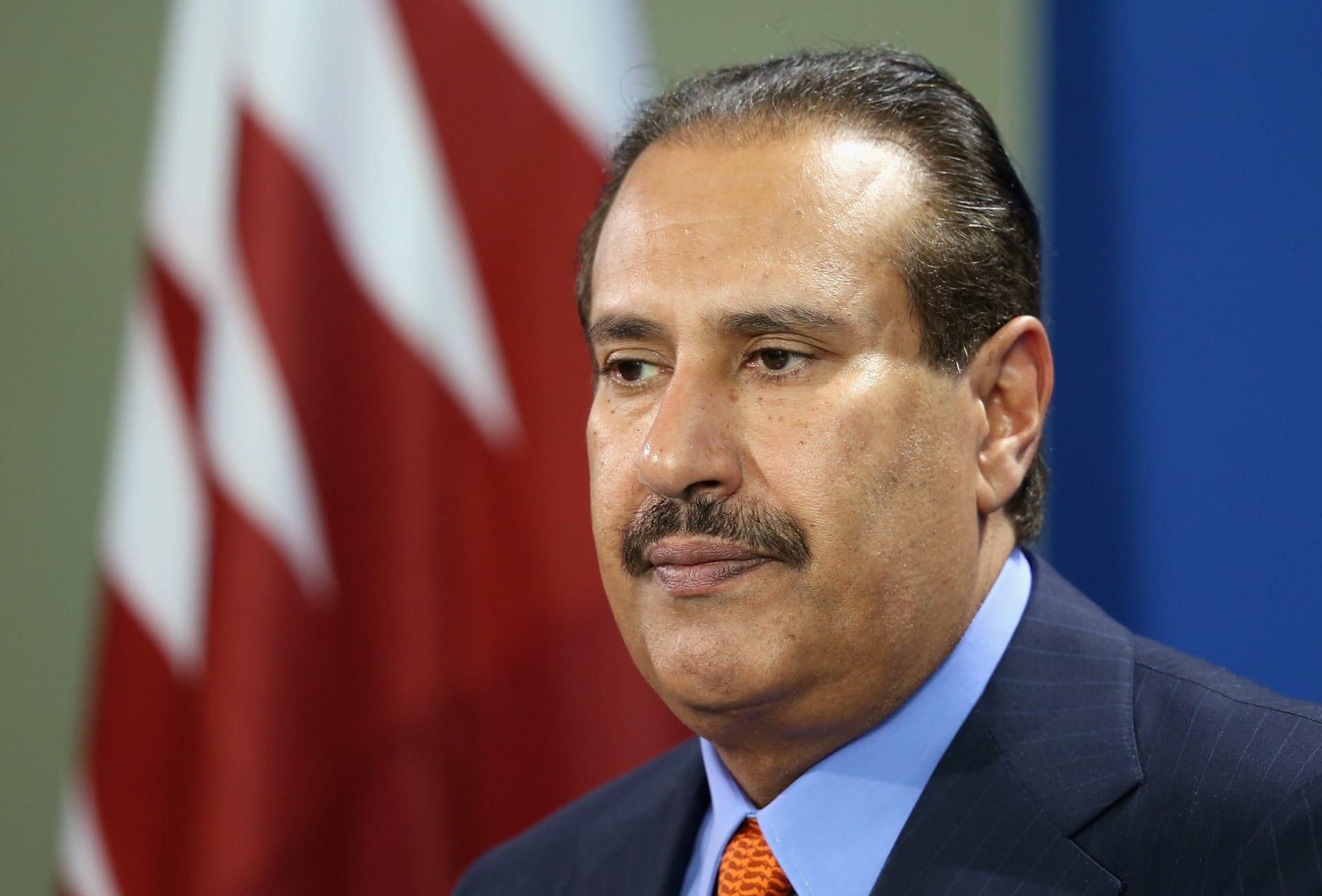 """بعد """"التسريبات"""".. مجلس نواب البحرين يطالب بمحاكمة رئيس وزراء قطر السابق"""