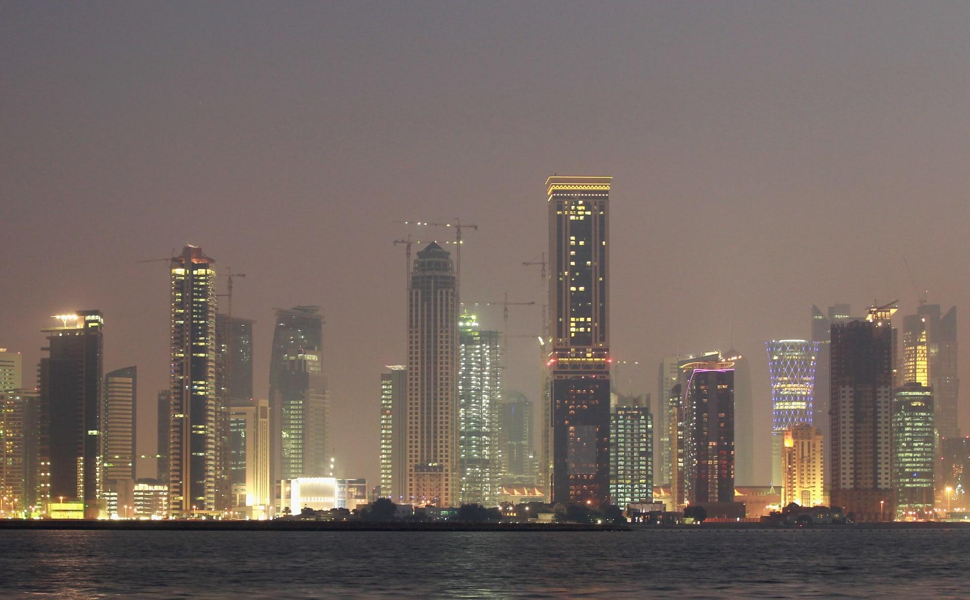 قطر توقع اتفاقية شراكة مع مؤسسة استشارية أمريكية لمكافحة تمويل الإرهاب