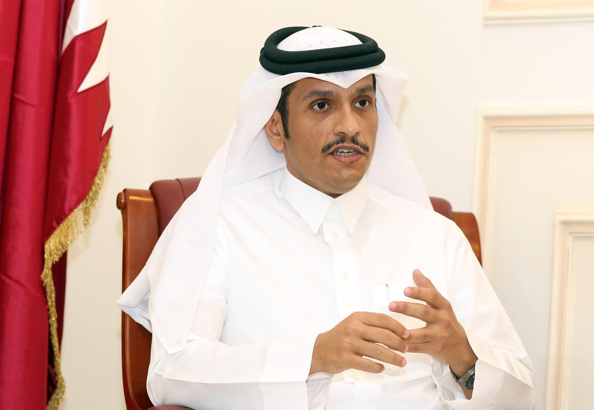 وزير خارجية قطر: أمن حجاجنا مسؤولية السلطات السعودية.. وإعلامها ينشر الكراهية ضدنا