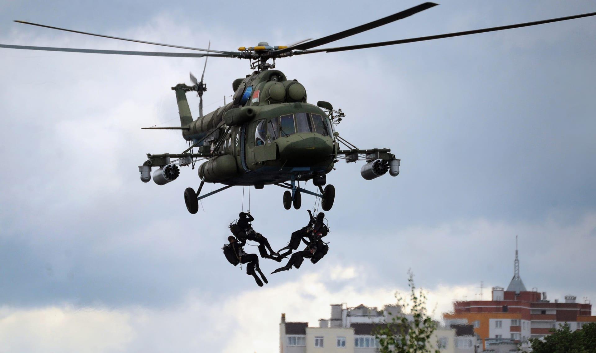 موسكو: مناورات عسكرية مشتركة بين روسيا ومصر