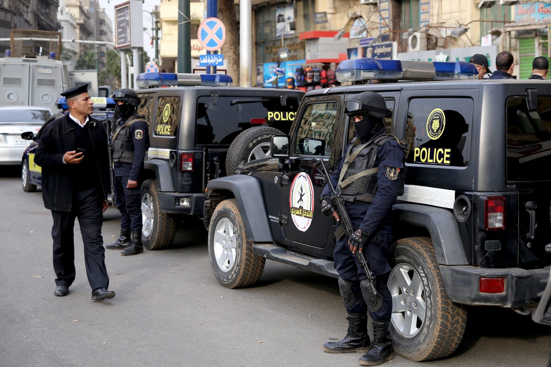 """مصر: الأمن يقتل 10 من """"العناصر التكفيرية الهاربة من شمال سيناء"""""""