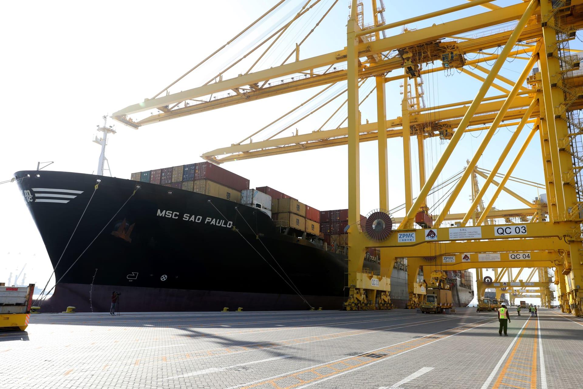 قطر: ميناء حمد سيستبدل ميناء جبل علي في إعادة التصدير إلى 130 دولة