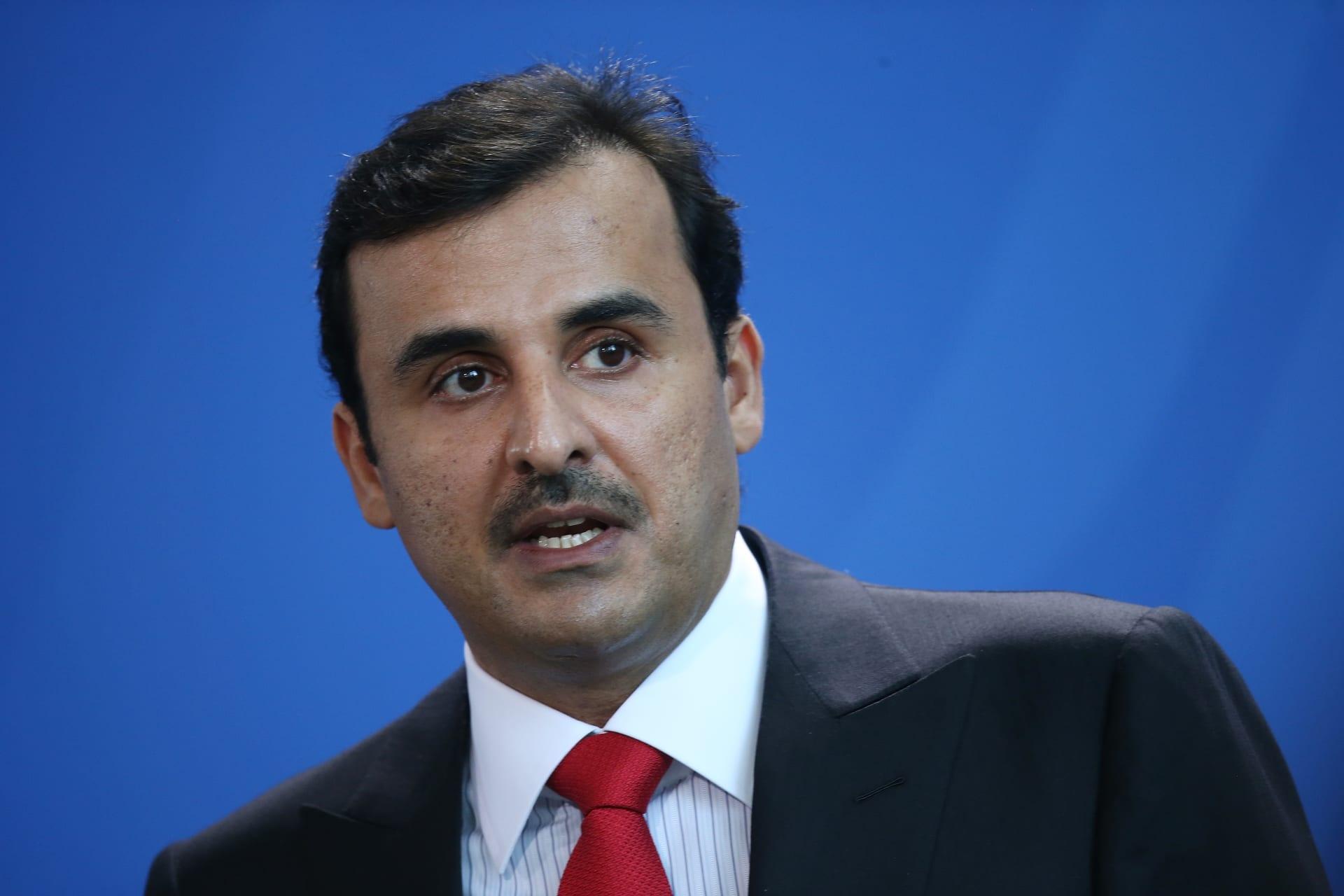 قطر: لمسات أخيرة ونكشف هوية من لفّق تصريح الشيخ تميم