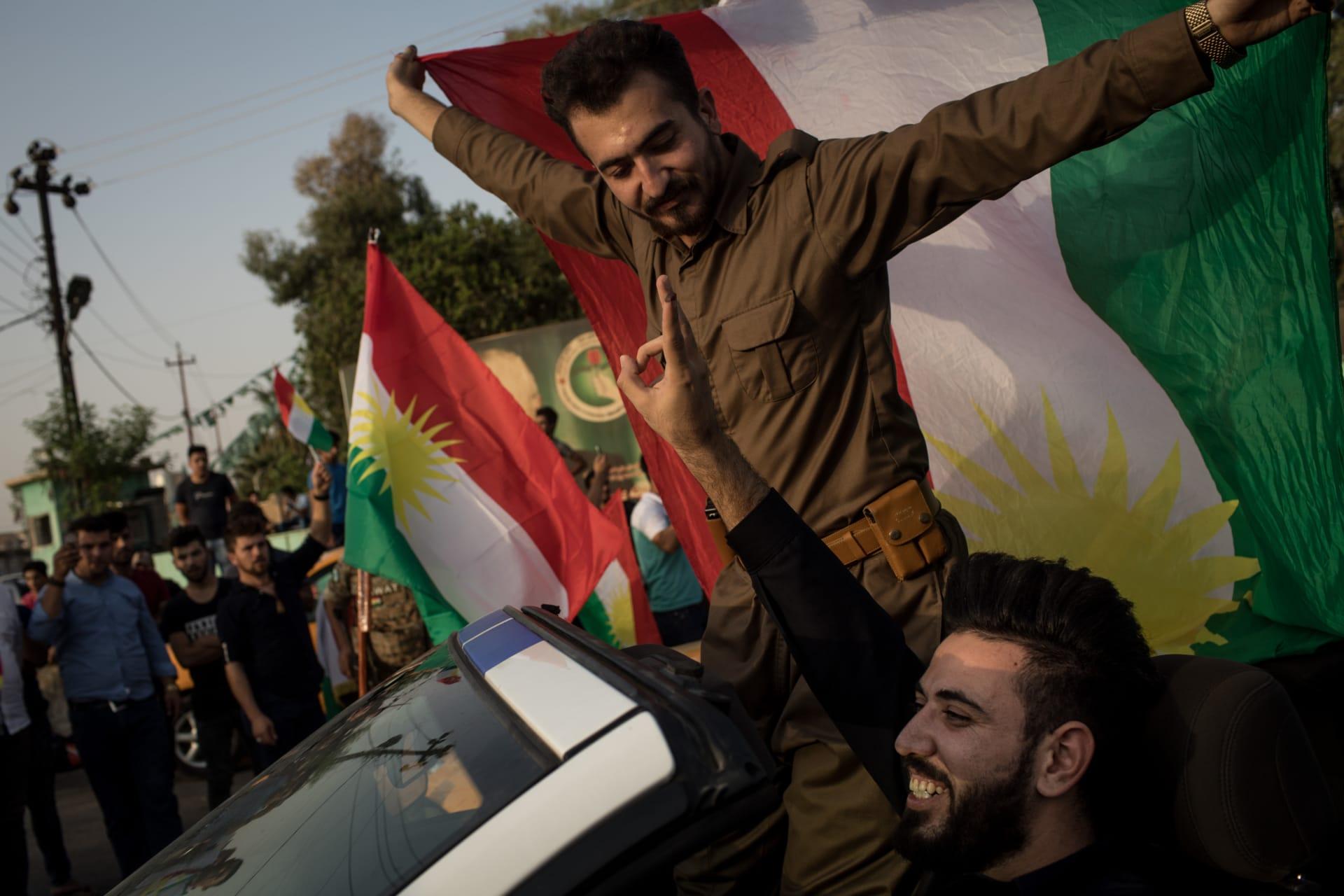 إيران: استفتاء كردستان مؤامرة قد تحرك باقي الأقليات للاستقلال