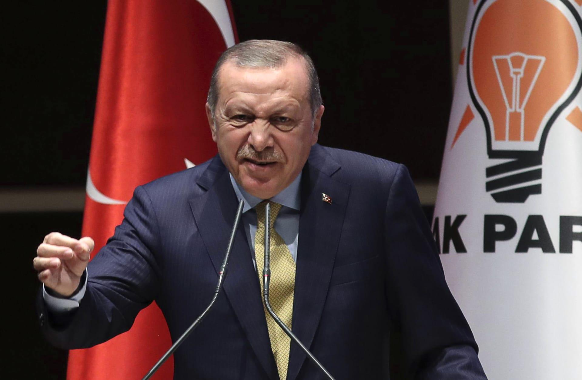أردوغان: لن تنفع أعلام إسرائيل المرفوعة بعد استفتاء كردستان