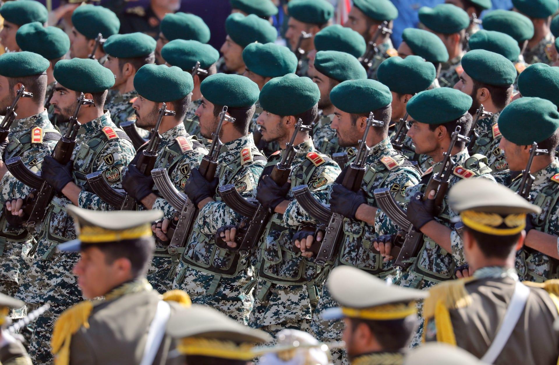 إيران: سنرد على ترامب ولولا الحرس الثوري لسقطت دمشق وبغداد