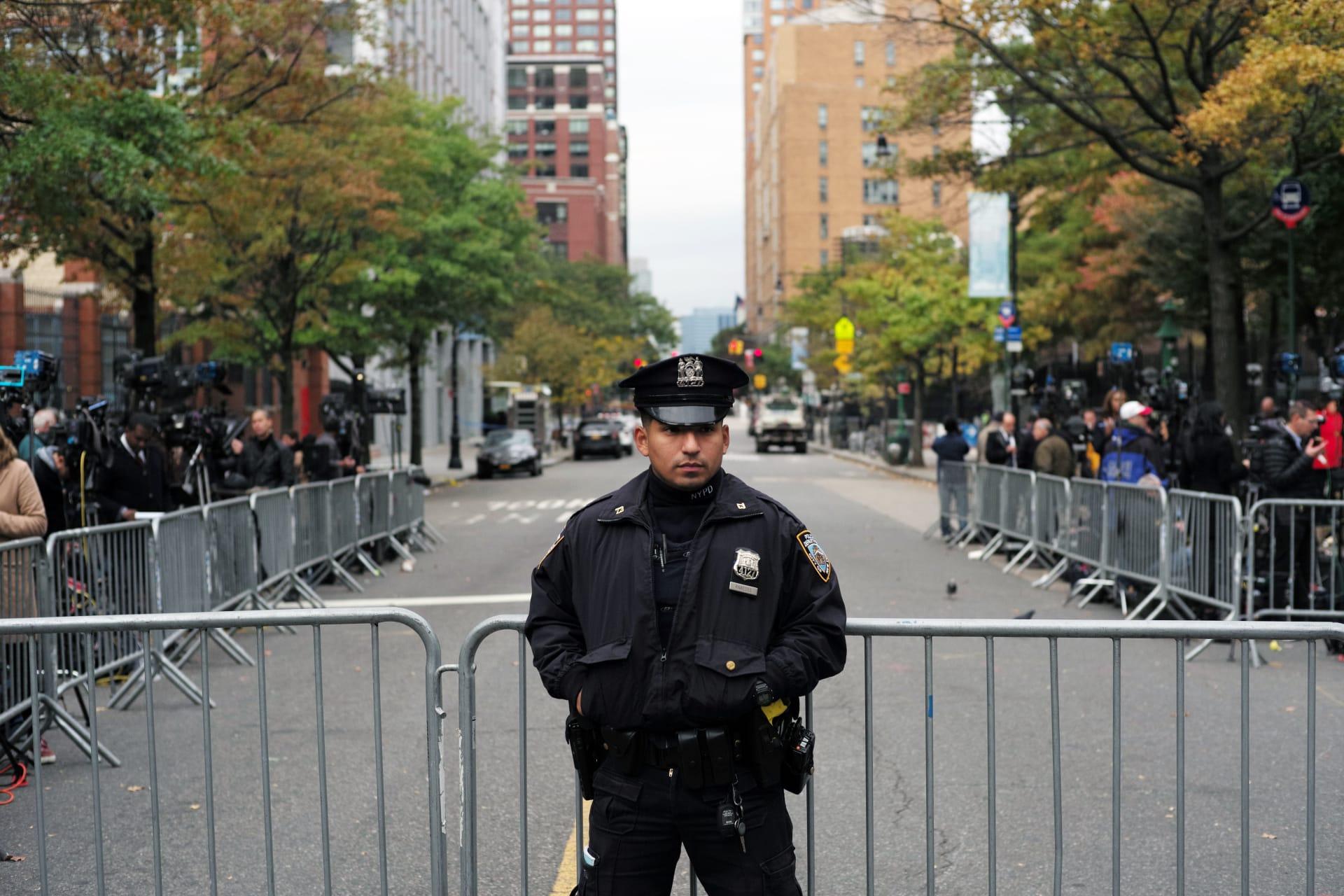 منفذ هجوم نيويورك خطط لعمل أكبر وفكّر برفع علم داعش على شاحنته