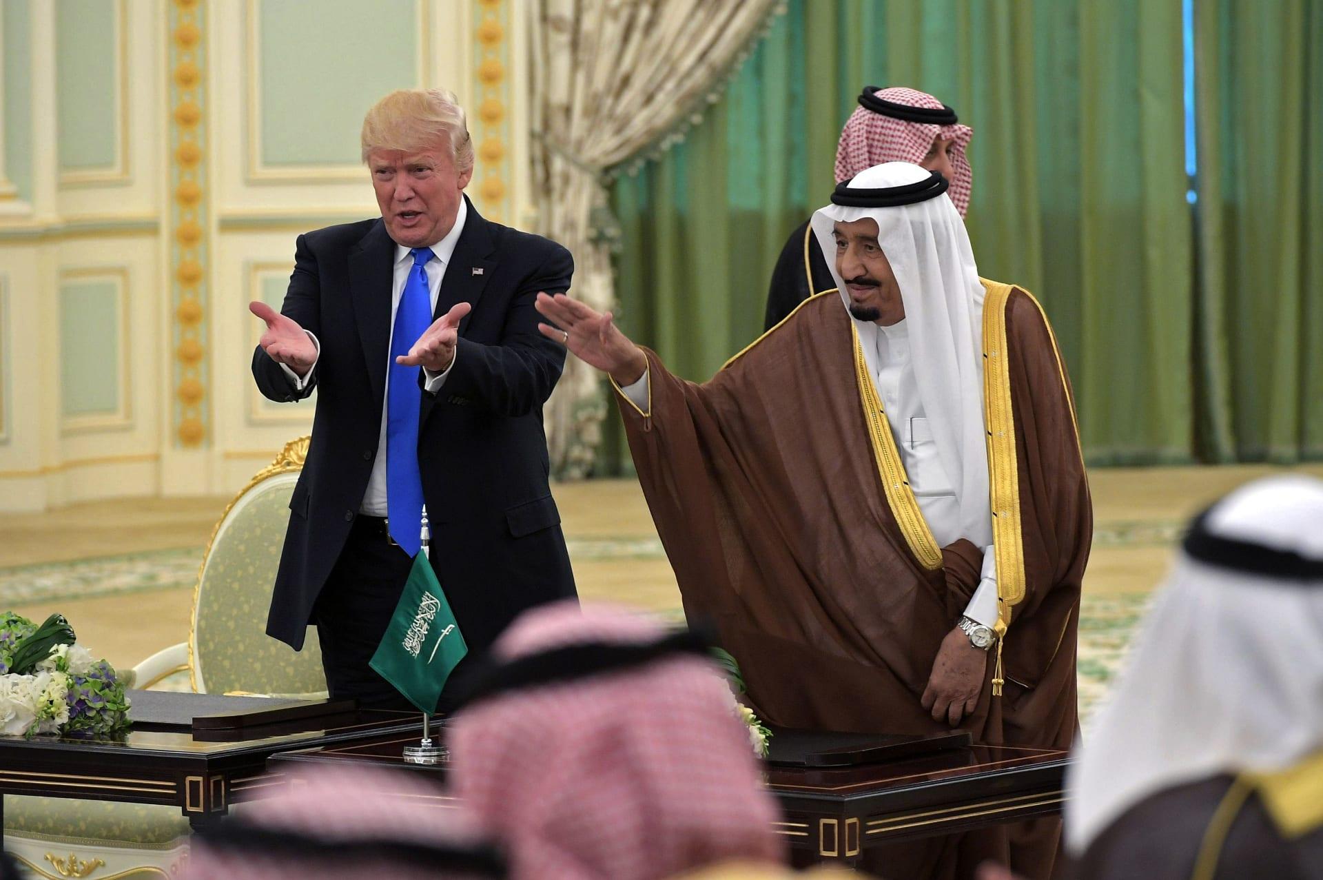 ترامب يغرّد حول توقيفات السعودية منتقدا من امتصوا ثروات بلدهم