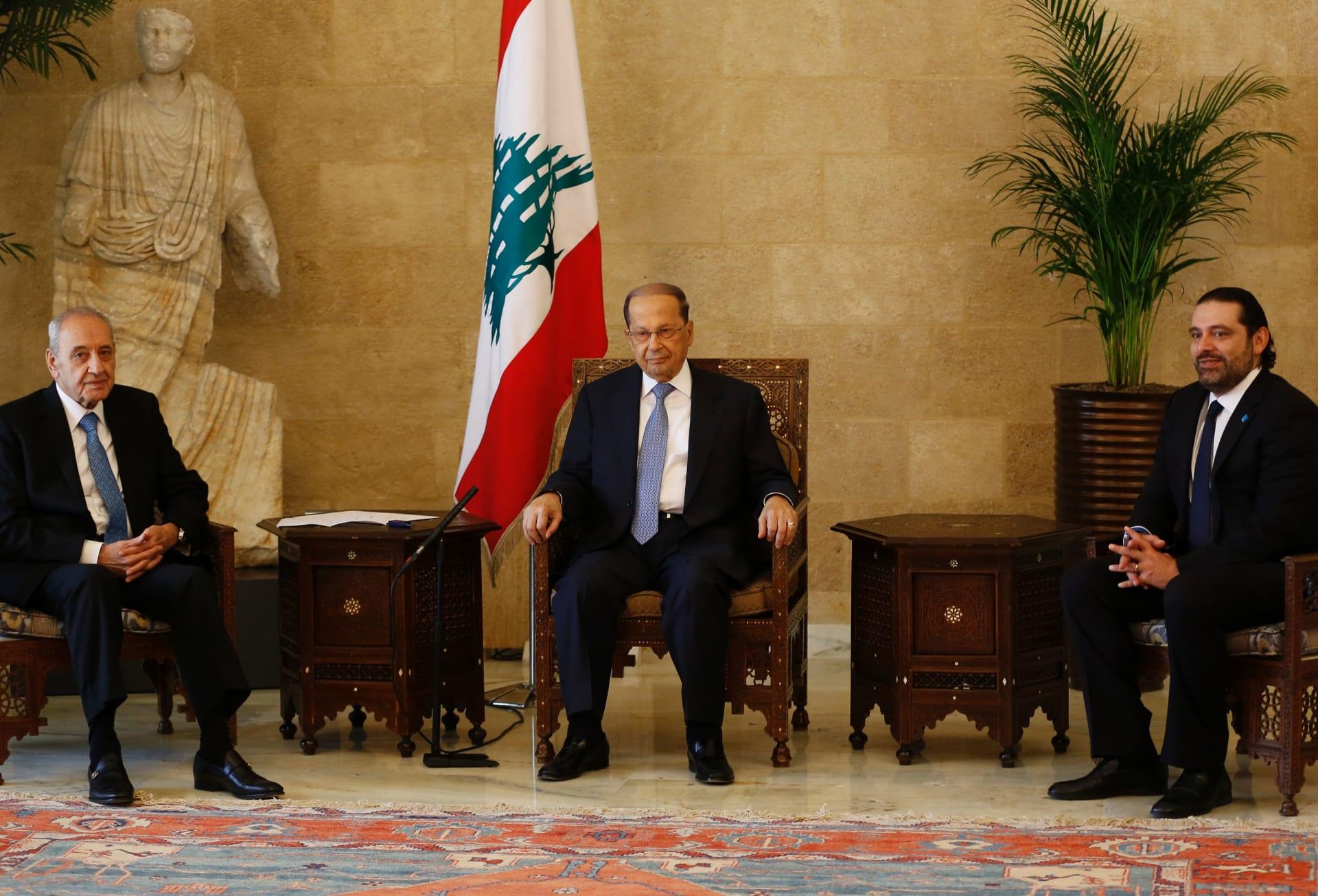 الحريري يرد عبر تويتر على اعتبار عون له محتجزا: سأعود وسترون
