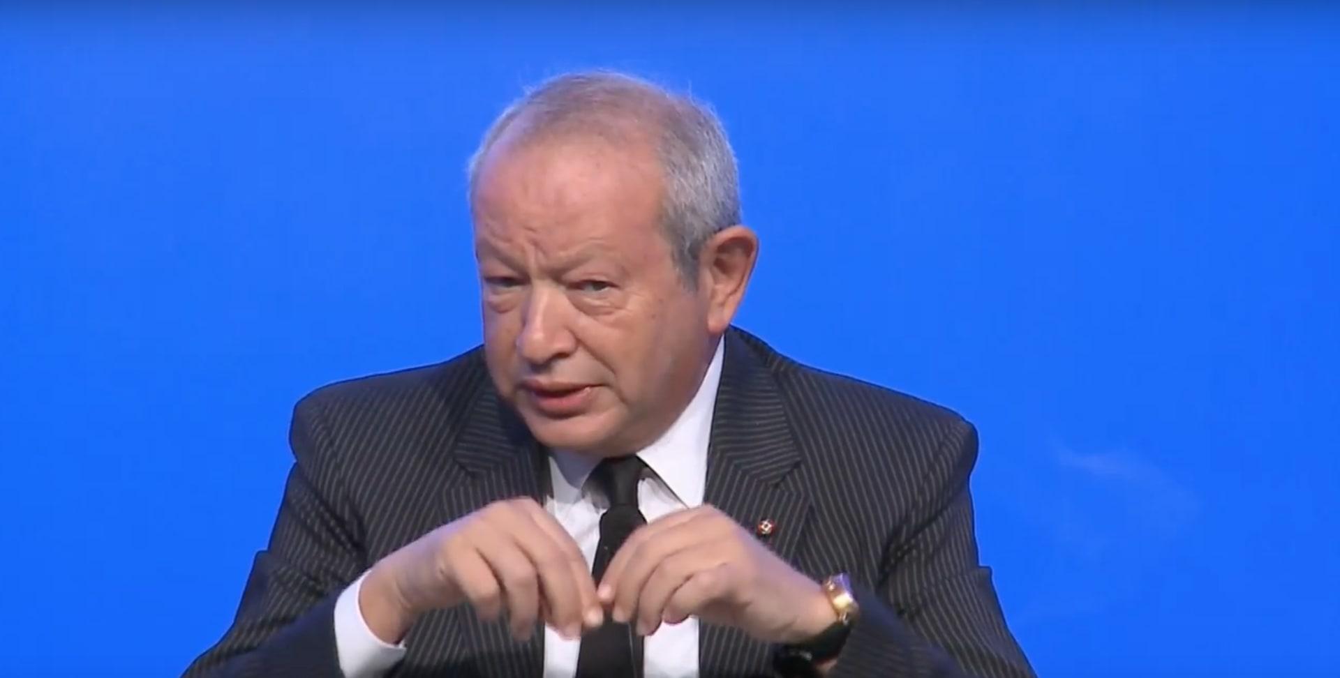نجيب ساويرس ينتقد حملة محمد بن سلمان على الفساد: أين أدلة تورط الفاسدين؟