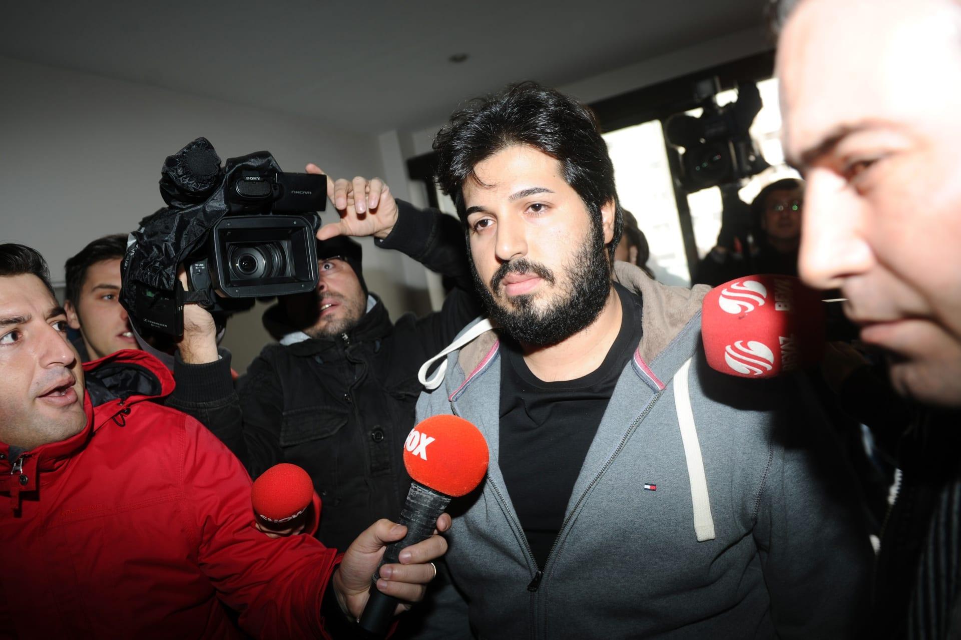 تركيا تصادر أموال تاجر ذهب اتهم أردوغان بتبييض أموال لإيران
